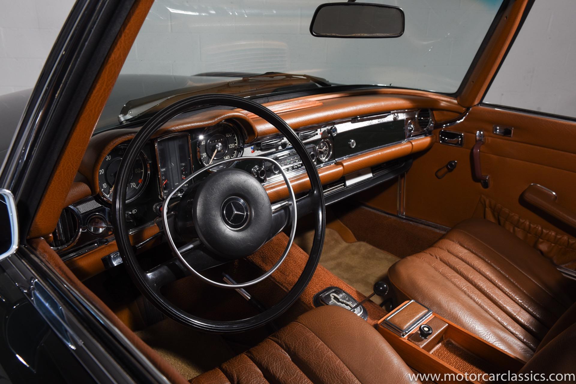 1971 Mercedes-Benz SL-CLASS 280SL