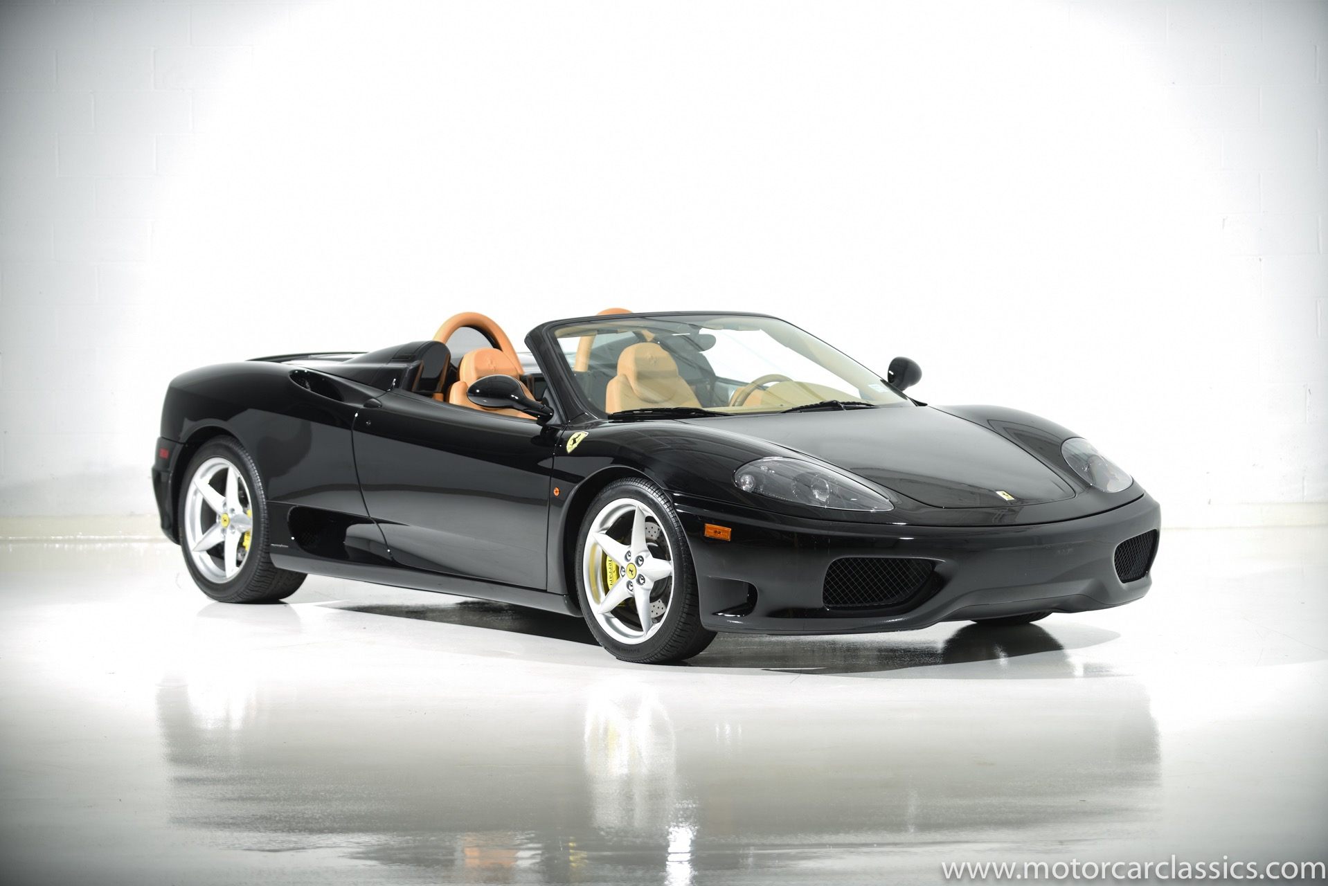 Used 2003 Ferrari 360 Spider    Farmingdale, NY