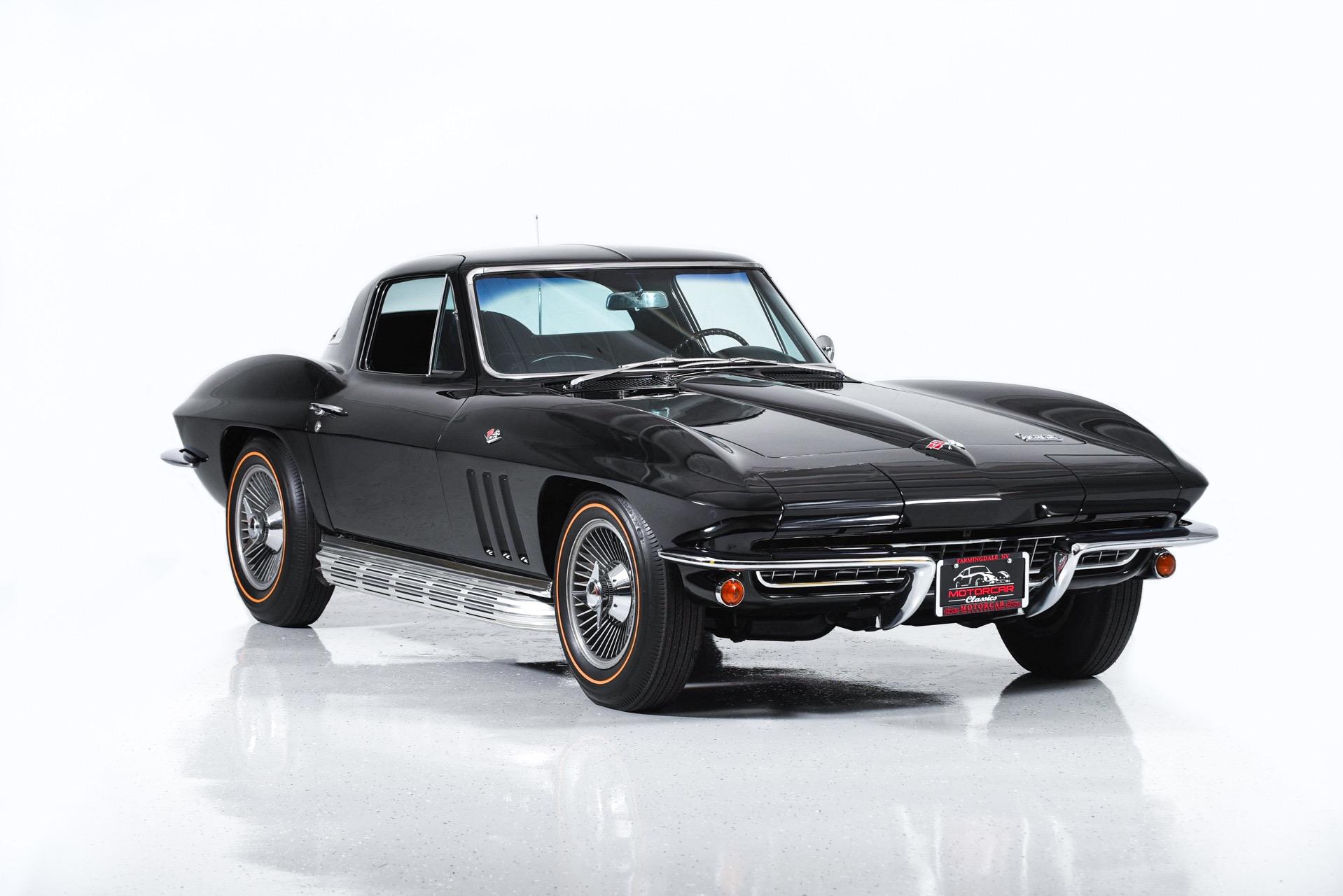 1966 Chevrolet Corvette | Motorcar Classics | Exotic and Classic Car ...