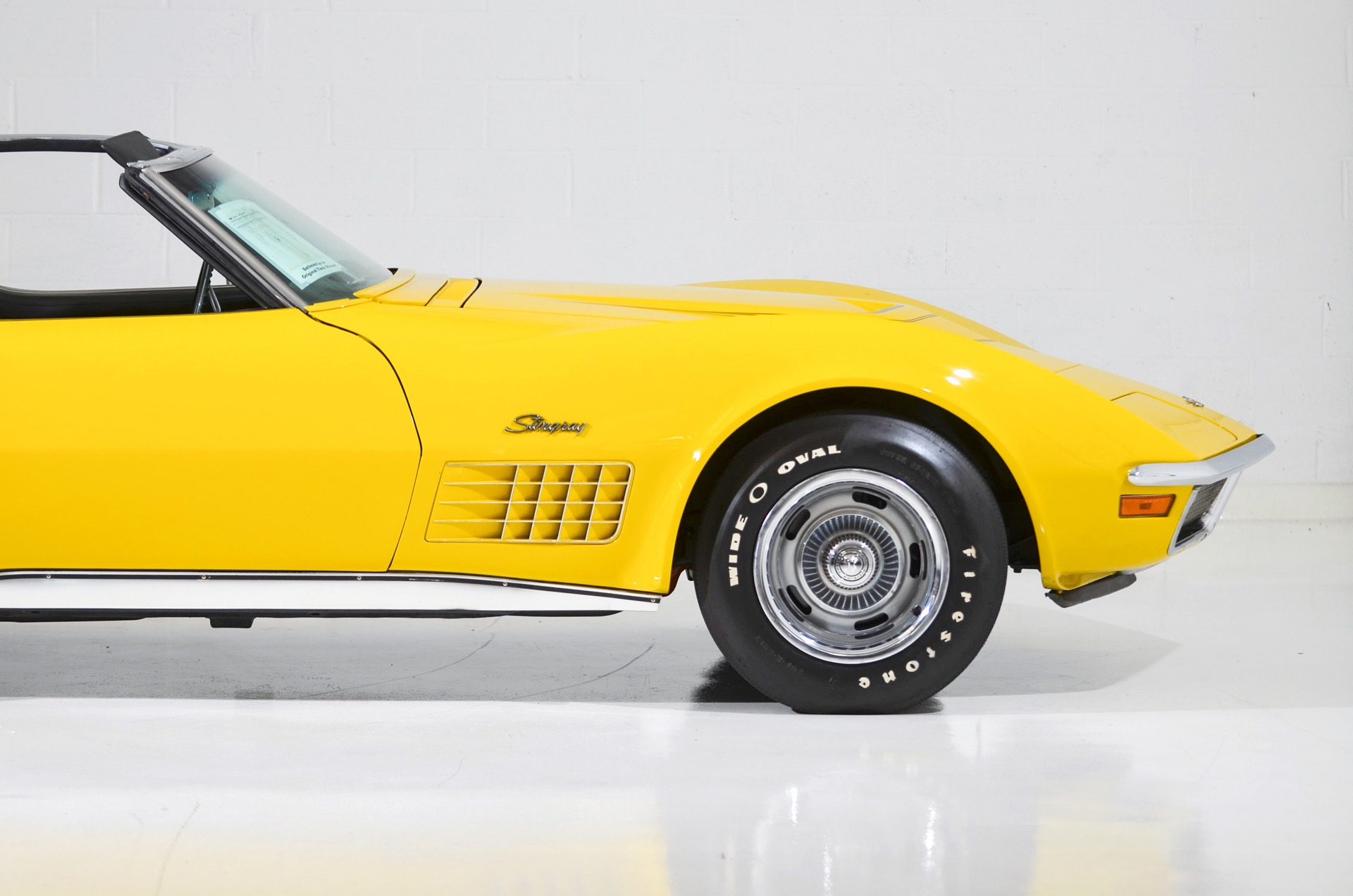 1971 Chevrolet Corvette LT1