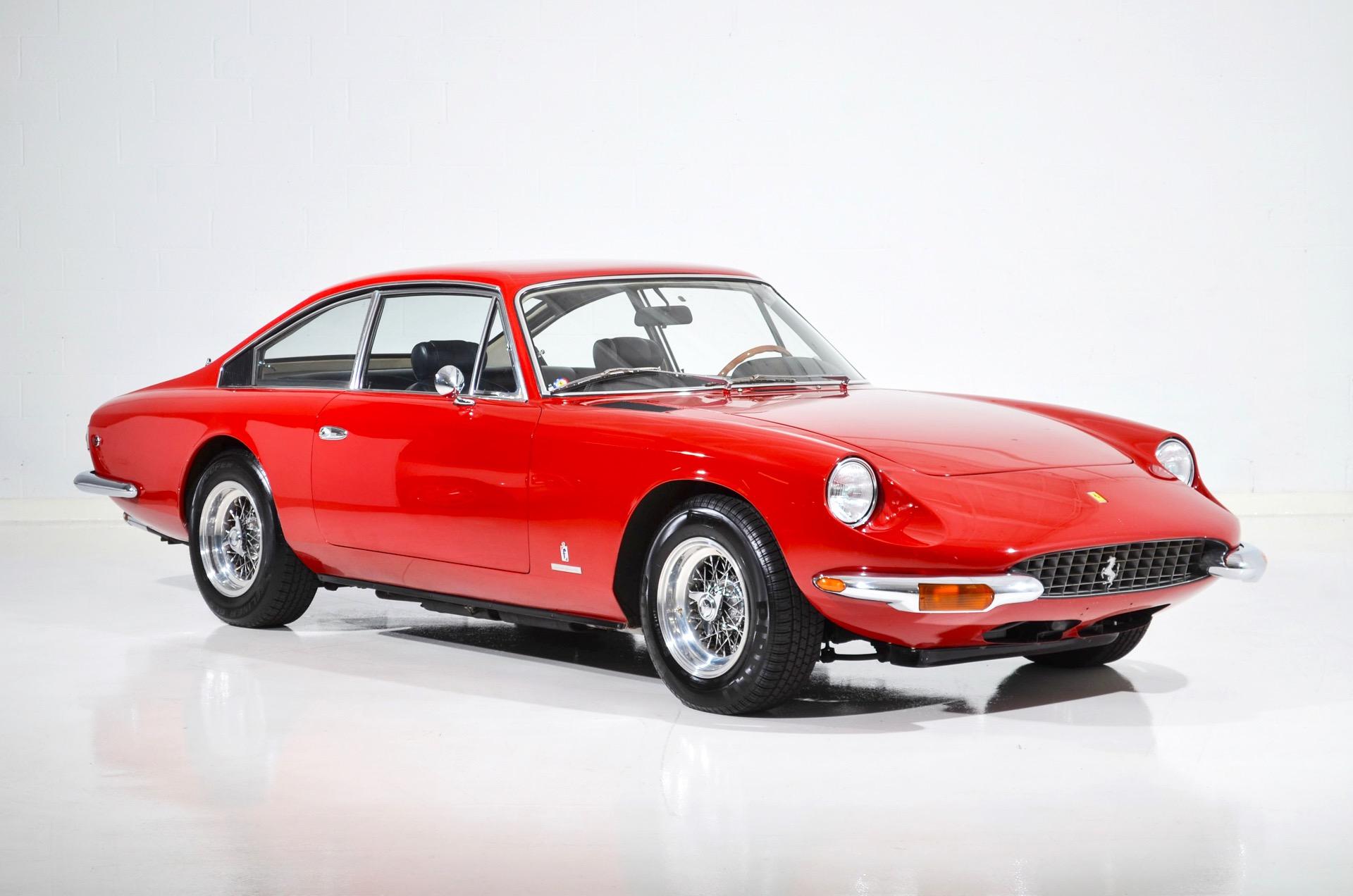 Used 1969 Ferrari 365 GT 2+2 | Farmingdale, NY