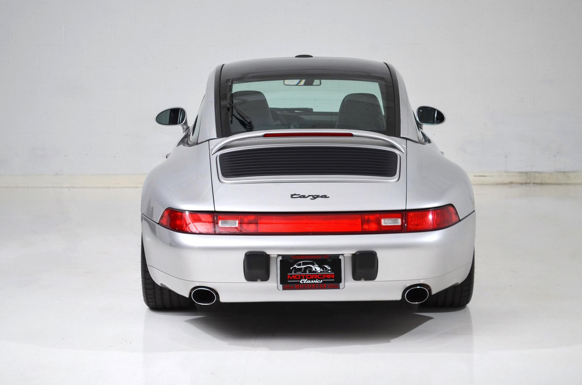 1997 Porsche 911 Targa