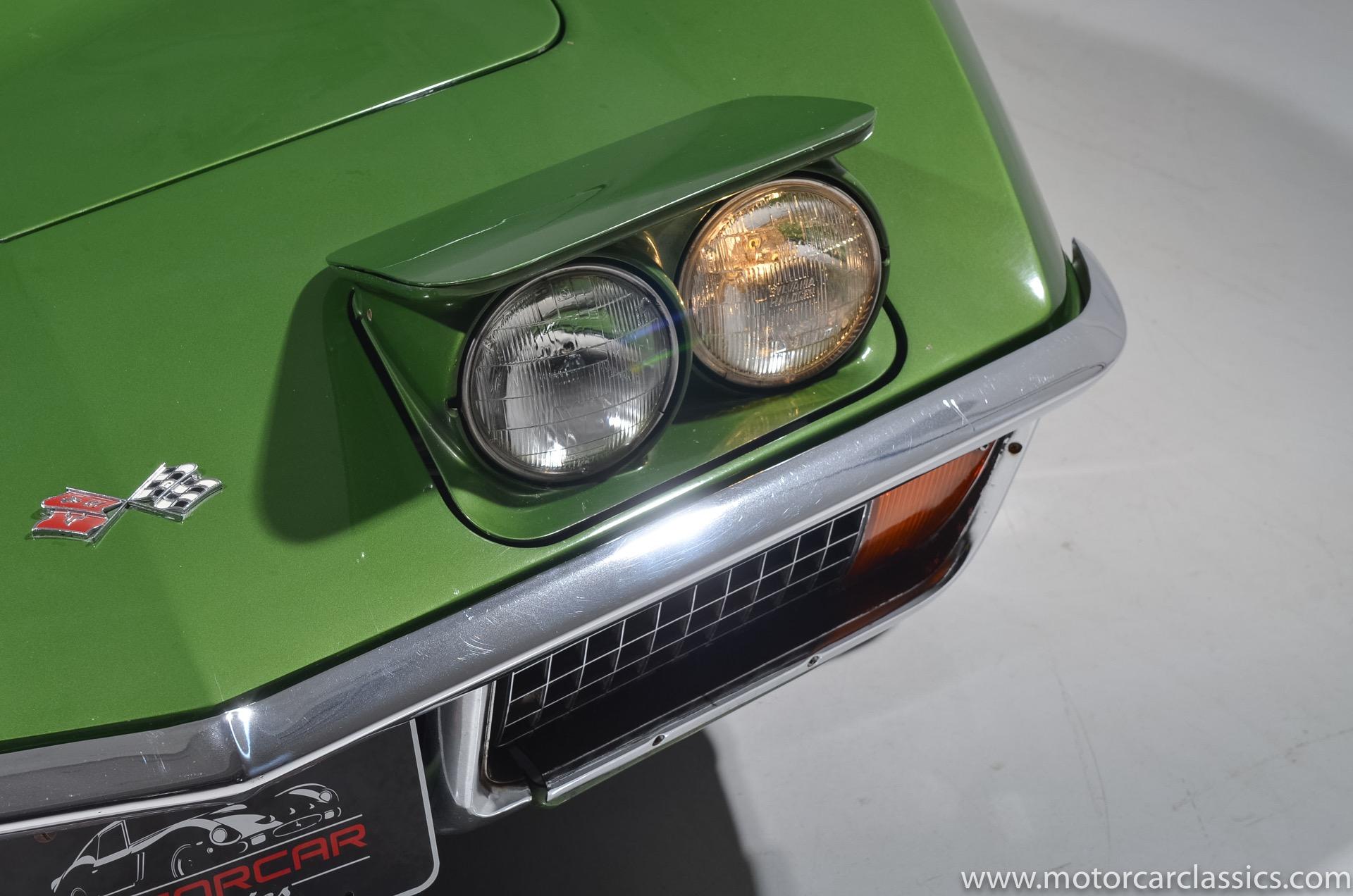1972 Chevrolet Corvette Stingray
