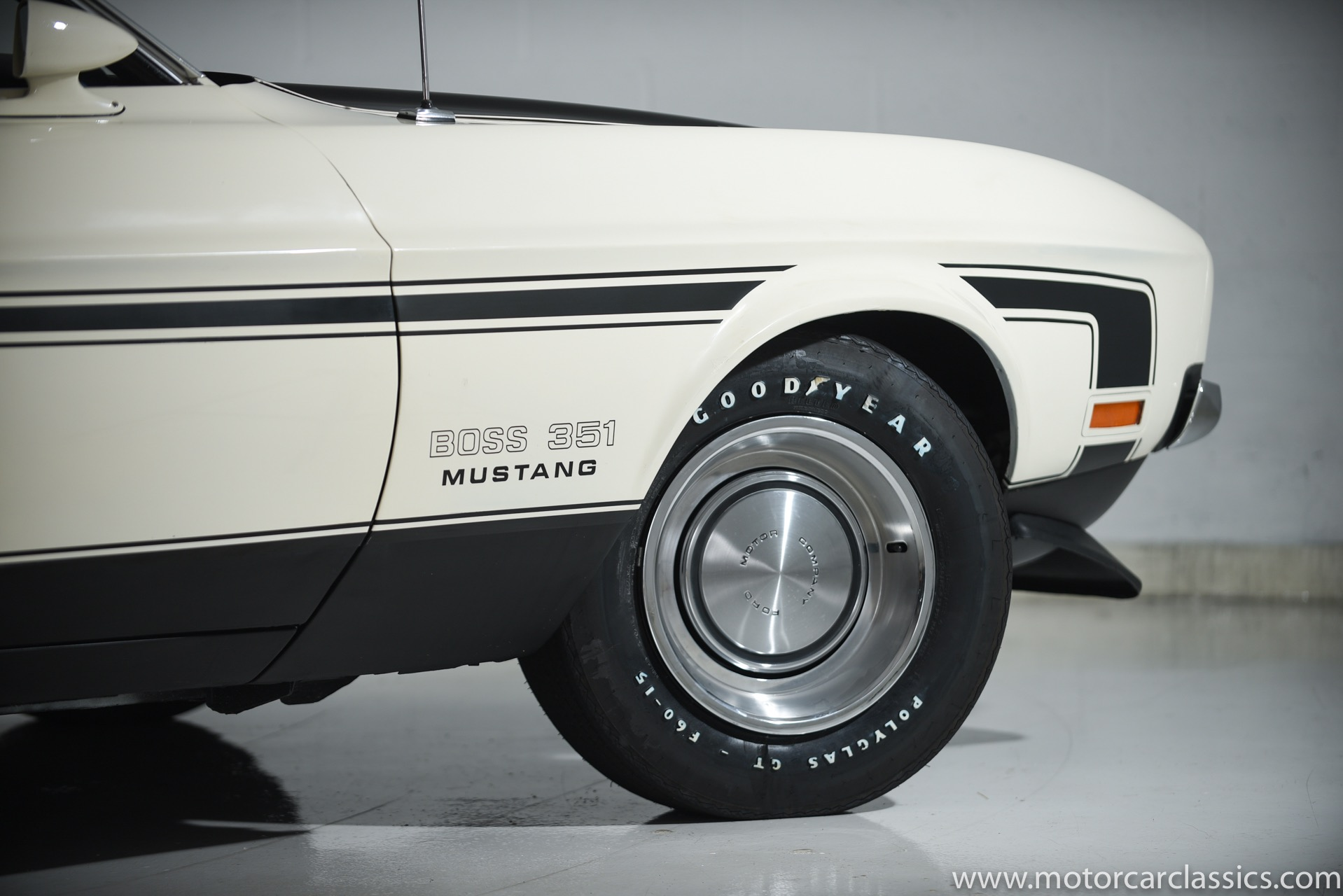 1971 Ford Mustang Boss 351