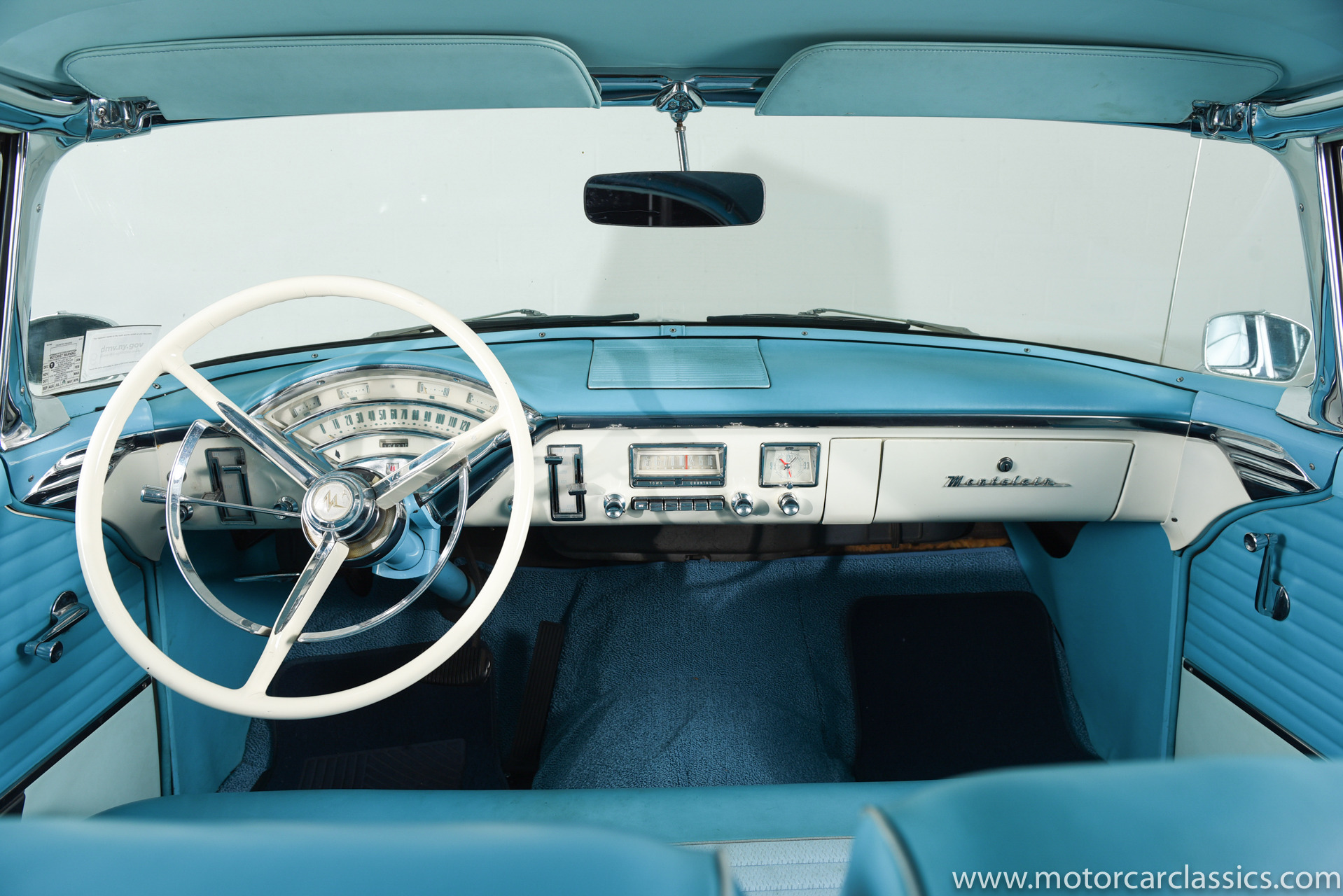 1956 Mercury Montclair