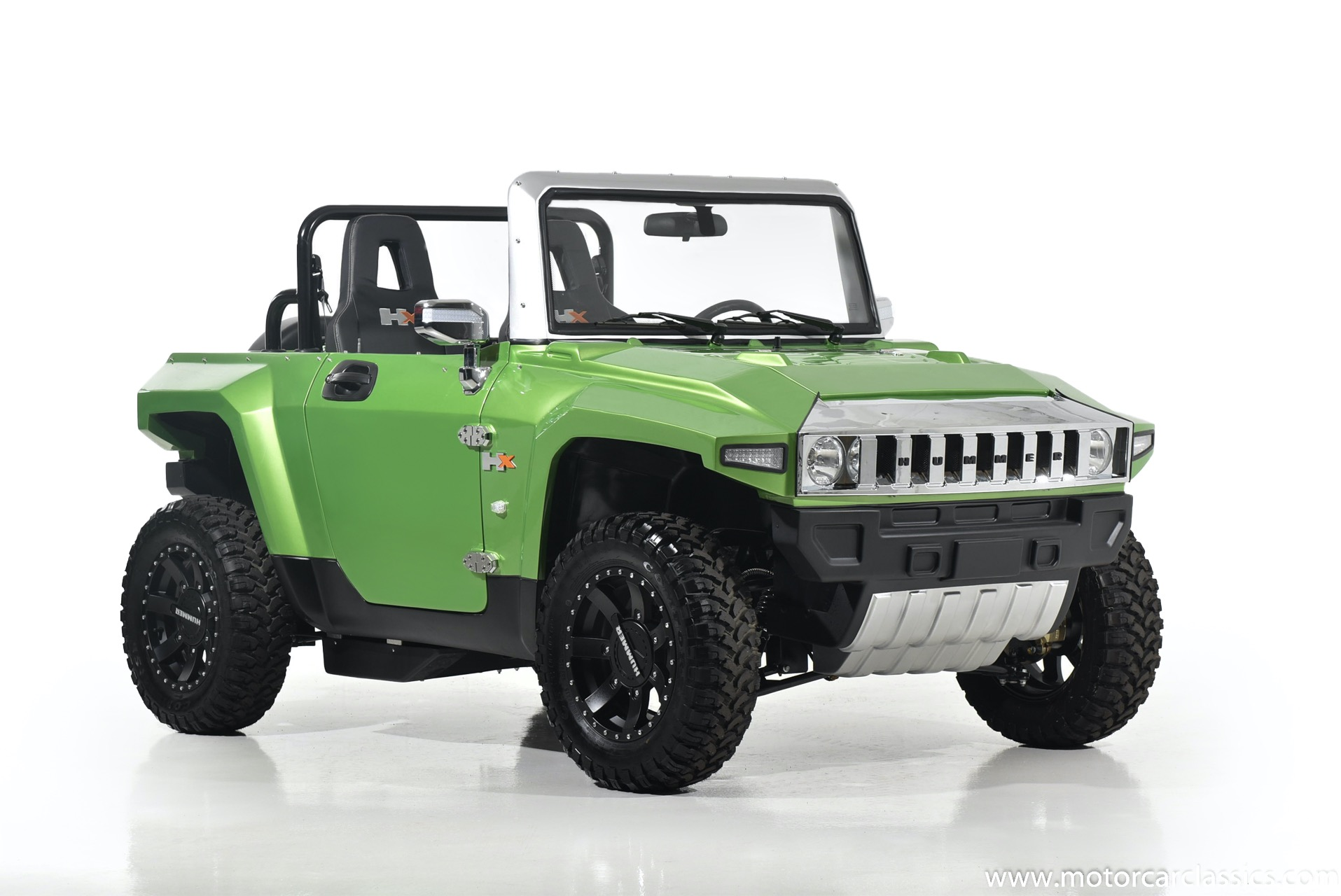 Used 2017 Hummer MEV HX-T Electric | Farmingdale, NY