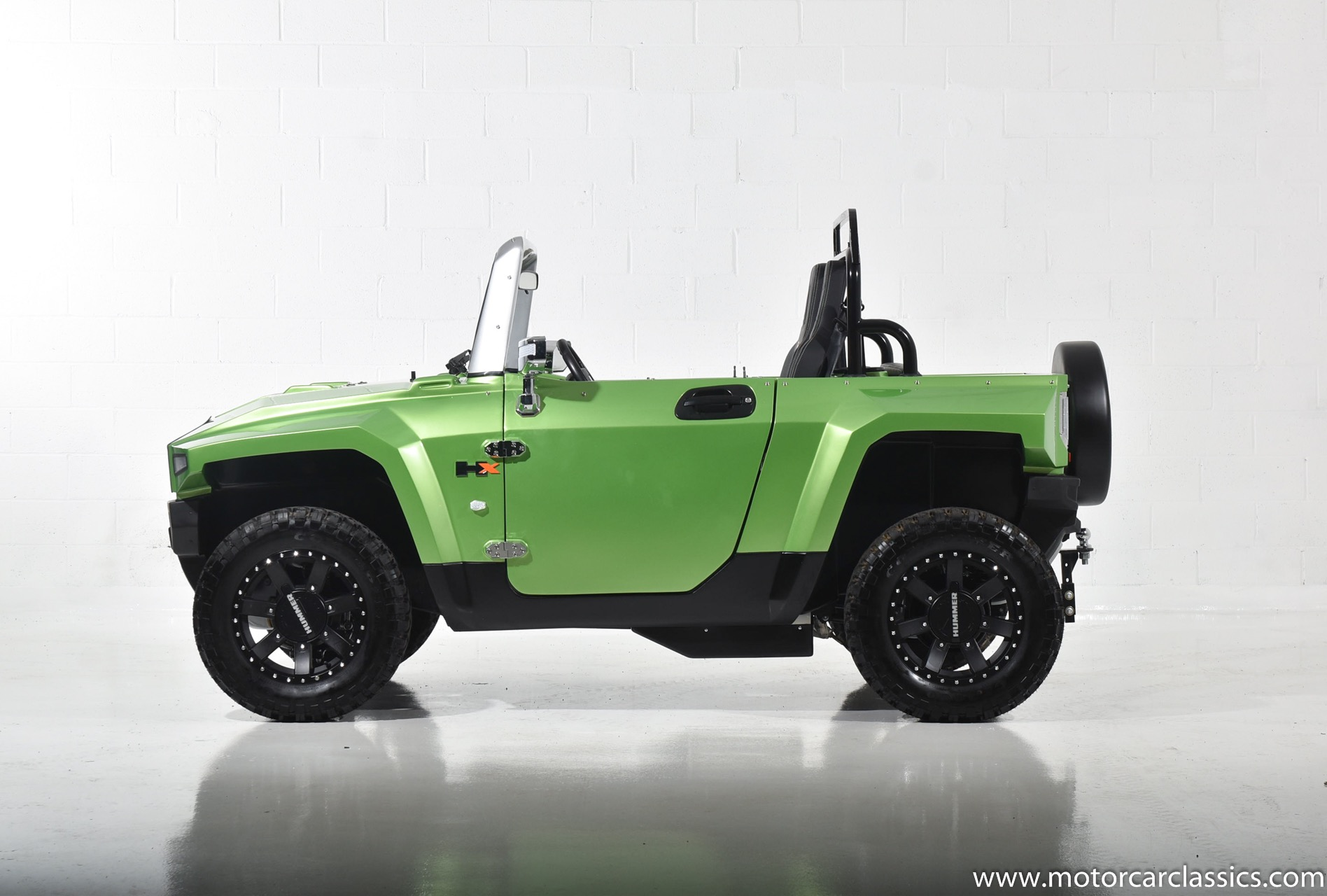 2021 Hummer MEV HX-T Electric