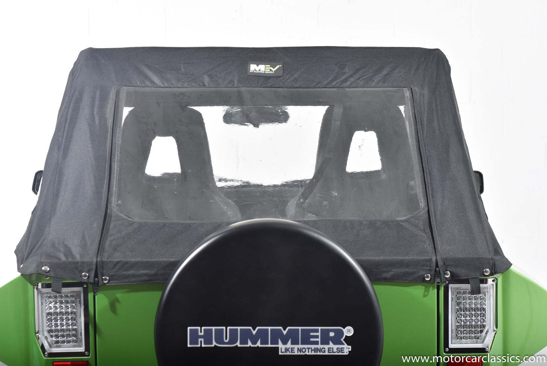 2020 Hummer HX Electric