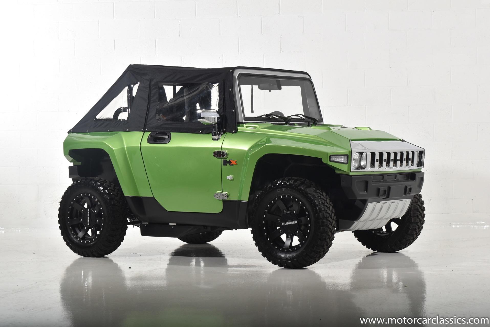 2020 Hummer HX Electric