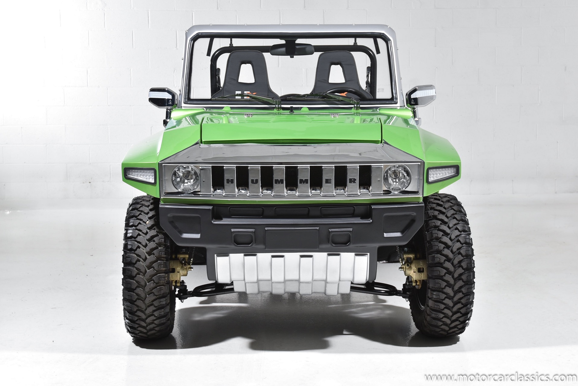 2017 Hummer MEV HX-T Electric