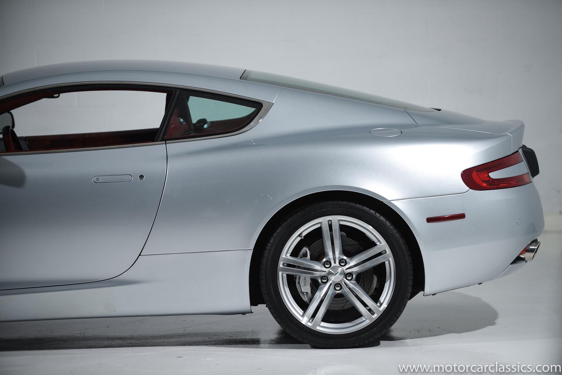 2009 Aston Martin DB9