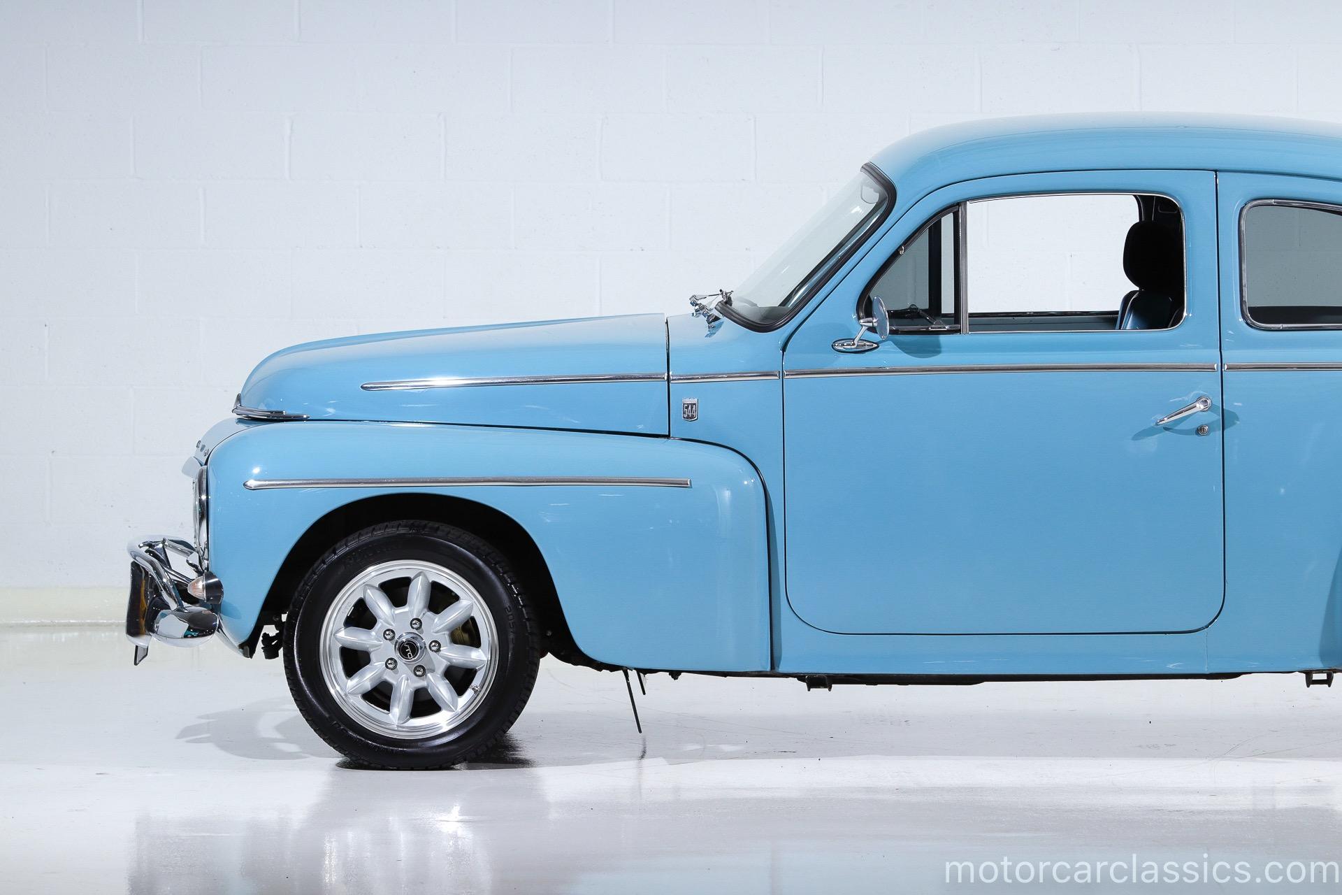 1965 Volvo PV544 Sedan RWD