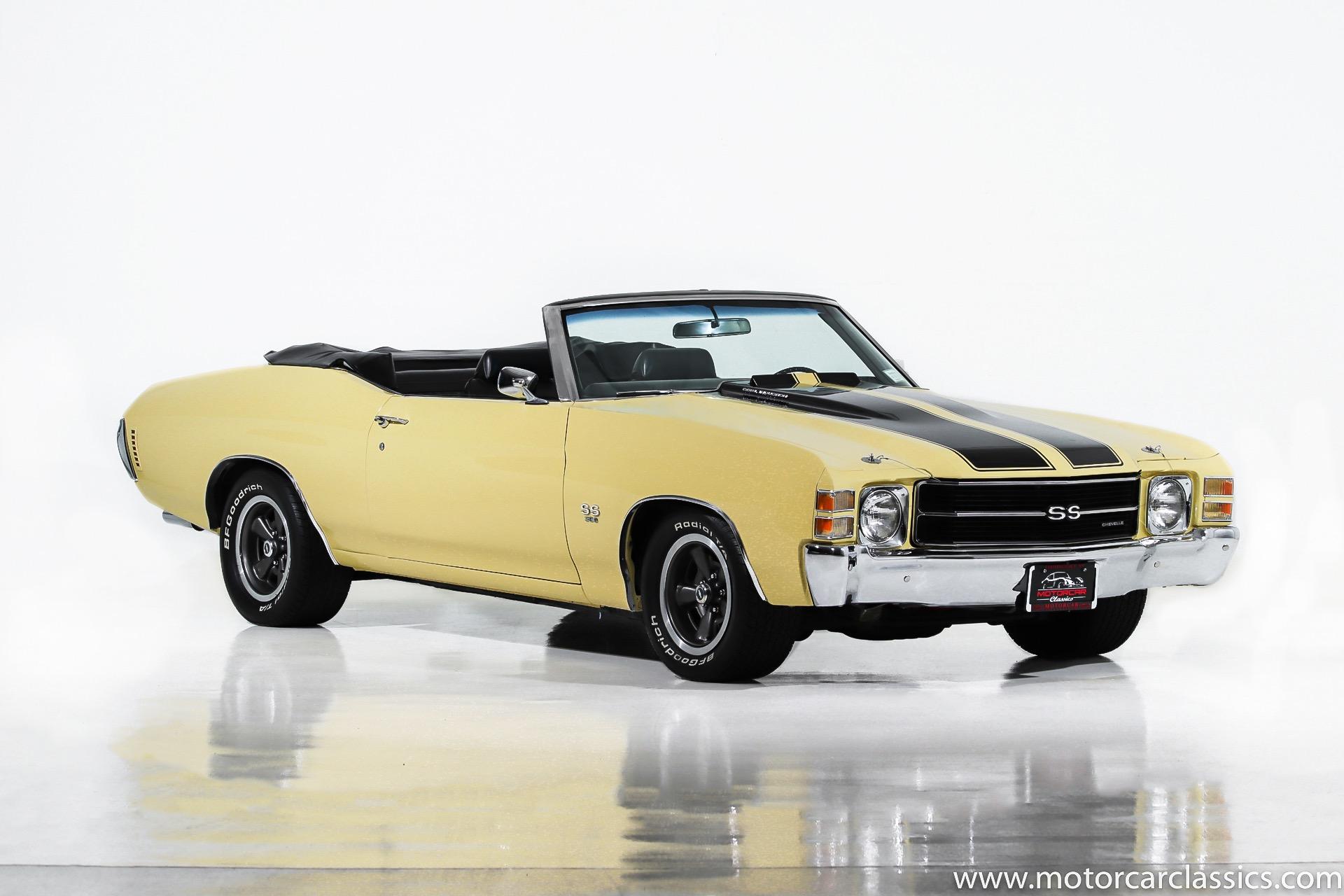 Used 1971 Chevrolet Chevelle SS   Farmingdale, NY