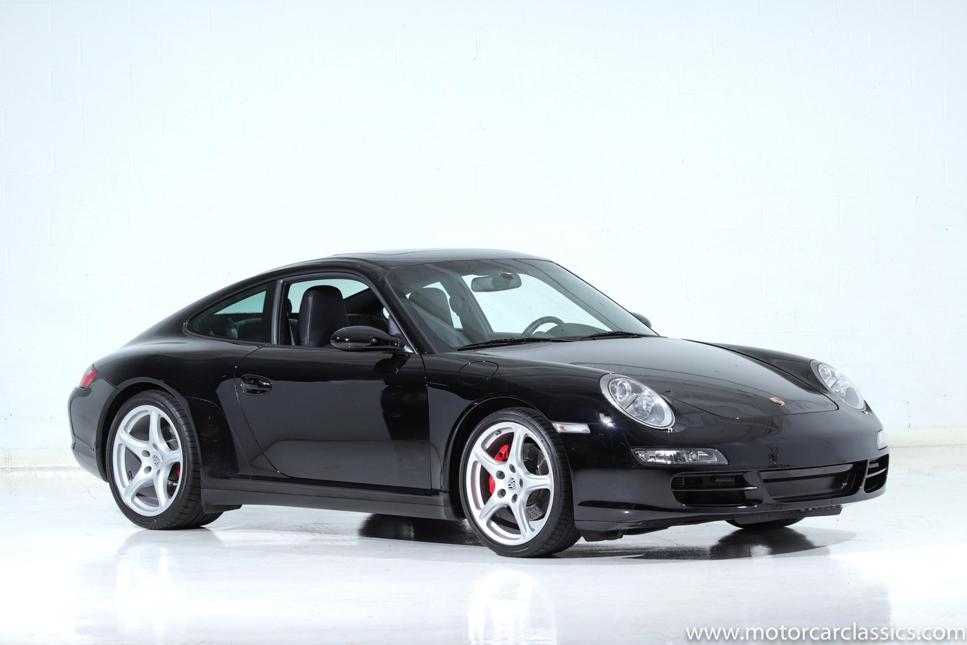 Used 2007 Porsche 911 Carrera 4S | Farmingdale, NY