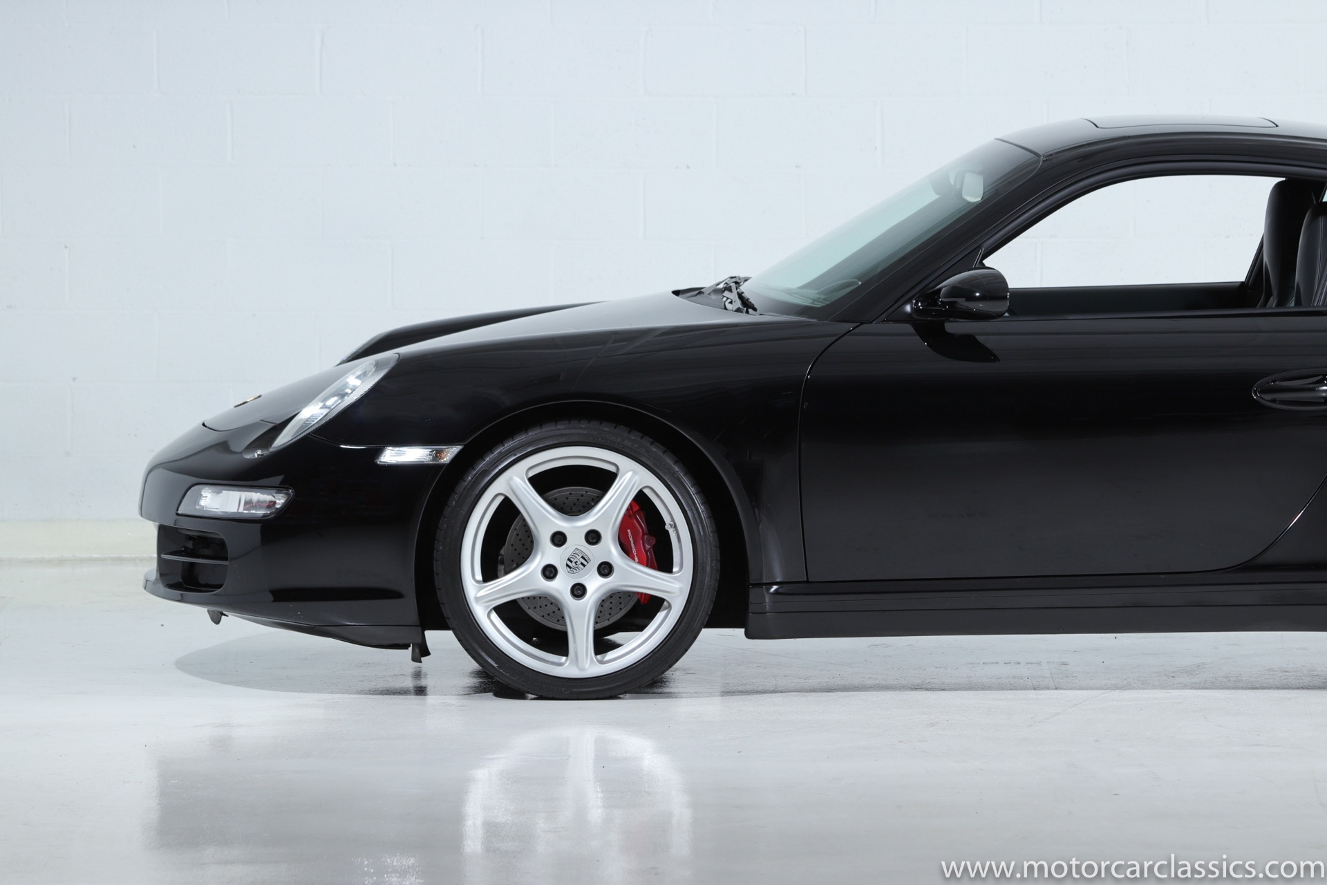 2007 Porsche 911 Carrera 4S