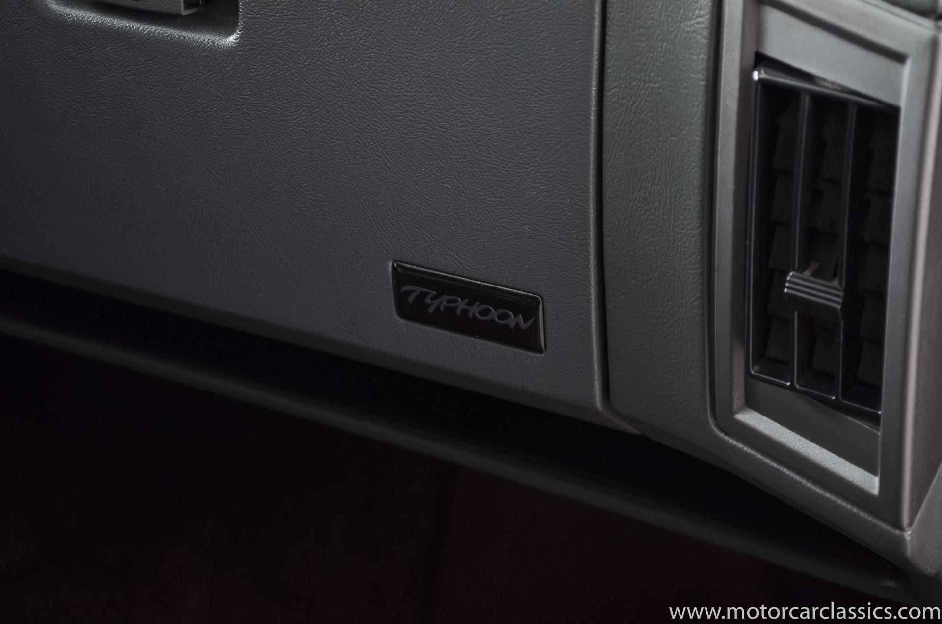 1992 GMC Typhoon Turbo