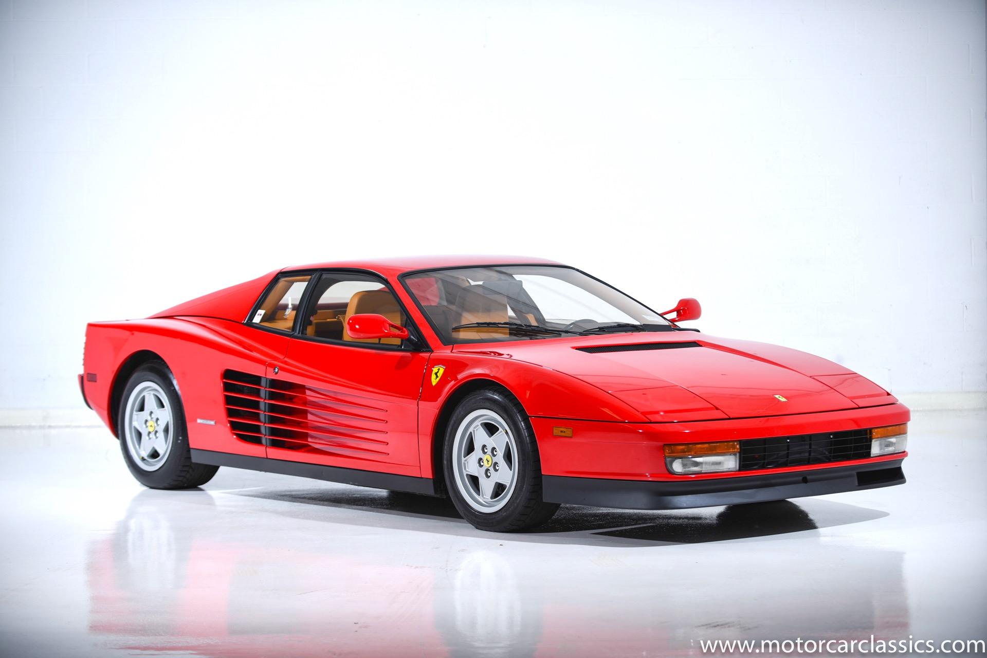 Used 1991 Ferrari Testarossa  | Farmingdale, NY