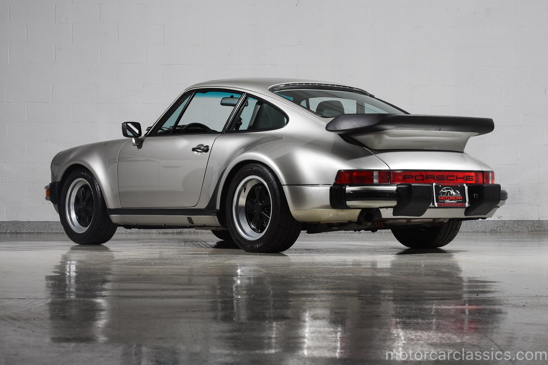 1985 Porsche 911 Carrera Motorcar Classics Exotic And