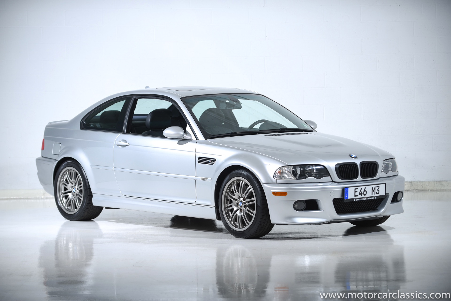 Used 2005 Bmw M3 For Sale 27 900 Motorcar Classics Stock 1334