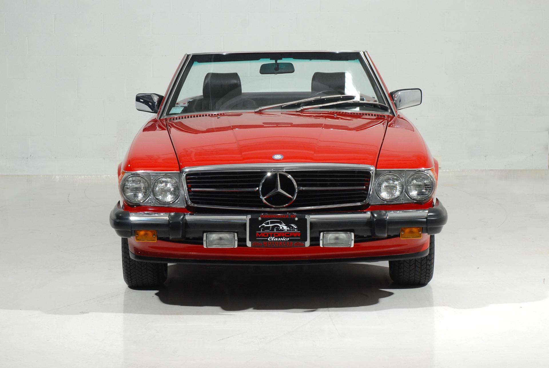 1988 Mercedes-Benz 560-Class 560 SL