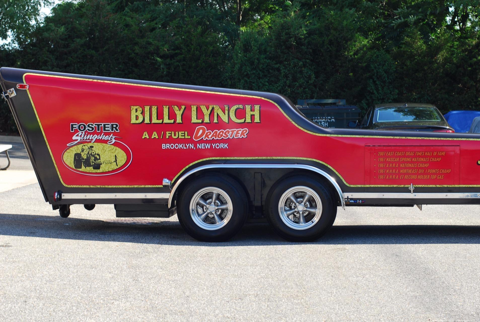 1968 Dragster Billy Lynch