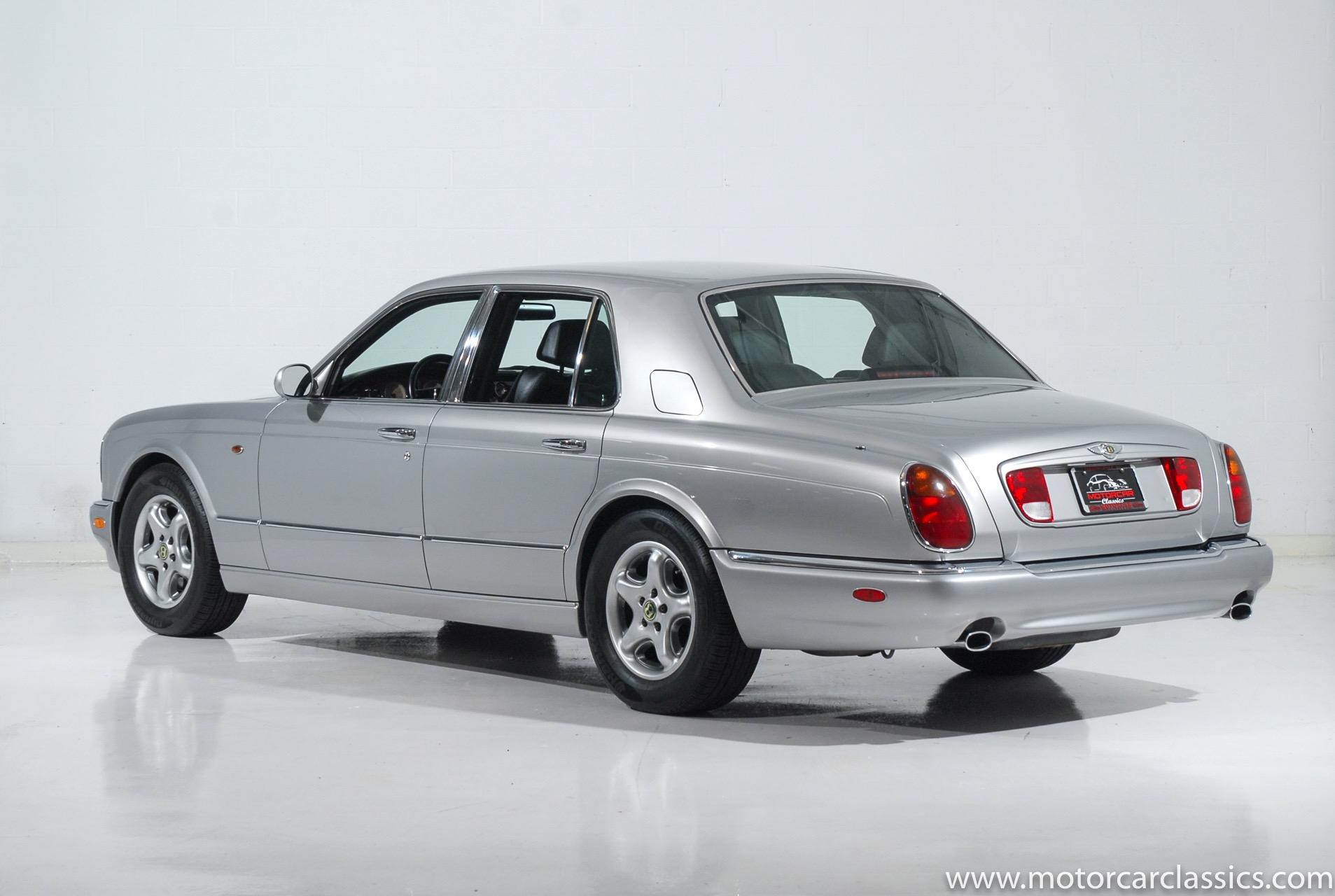 1999 Bentley Arnage