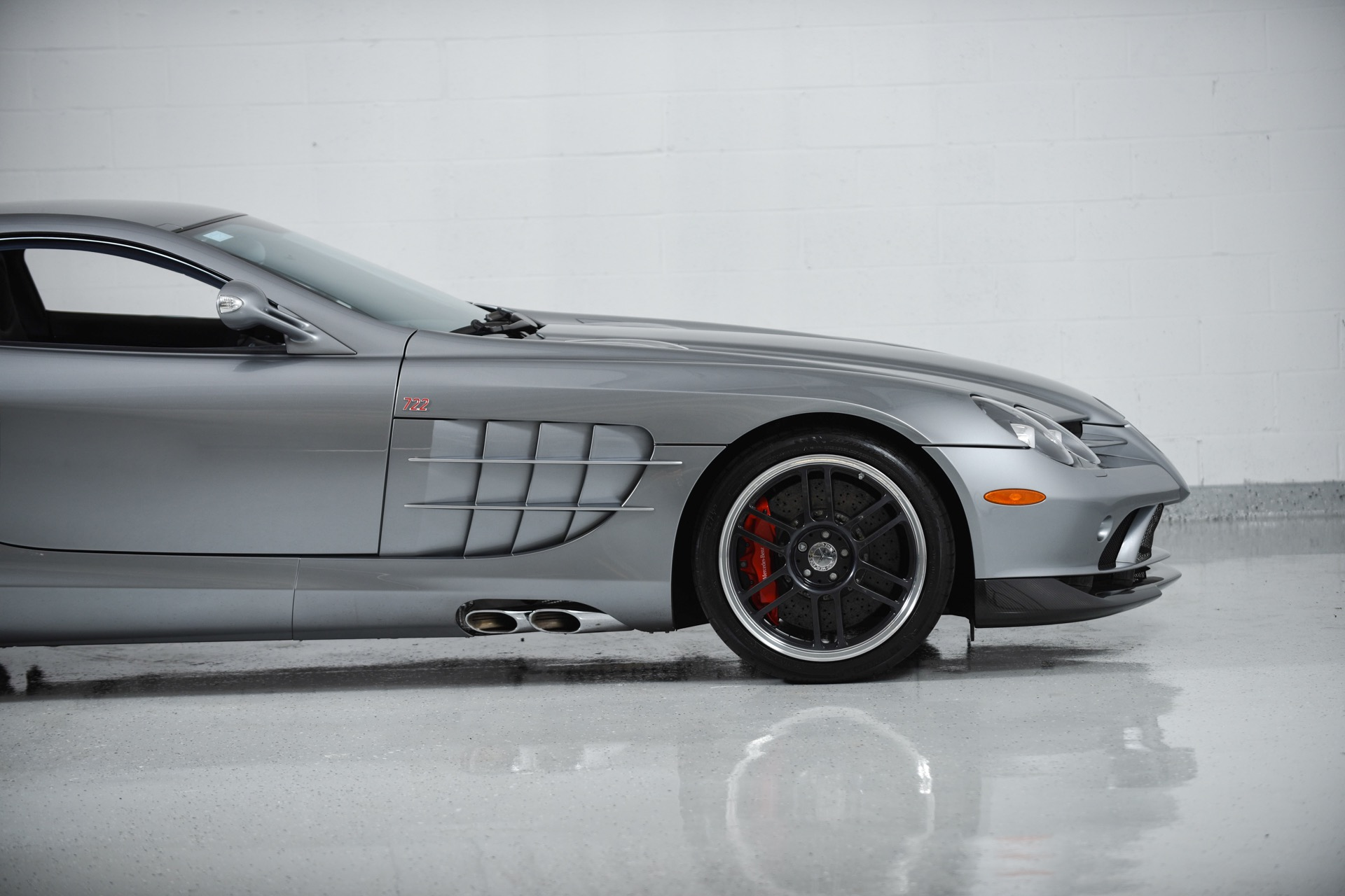 2007 Mercedes Benz Slr Mclaren 722 Motorcar Classics Exotic And