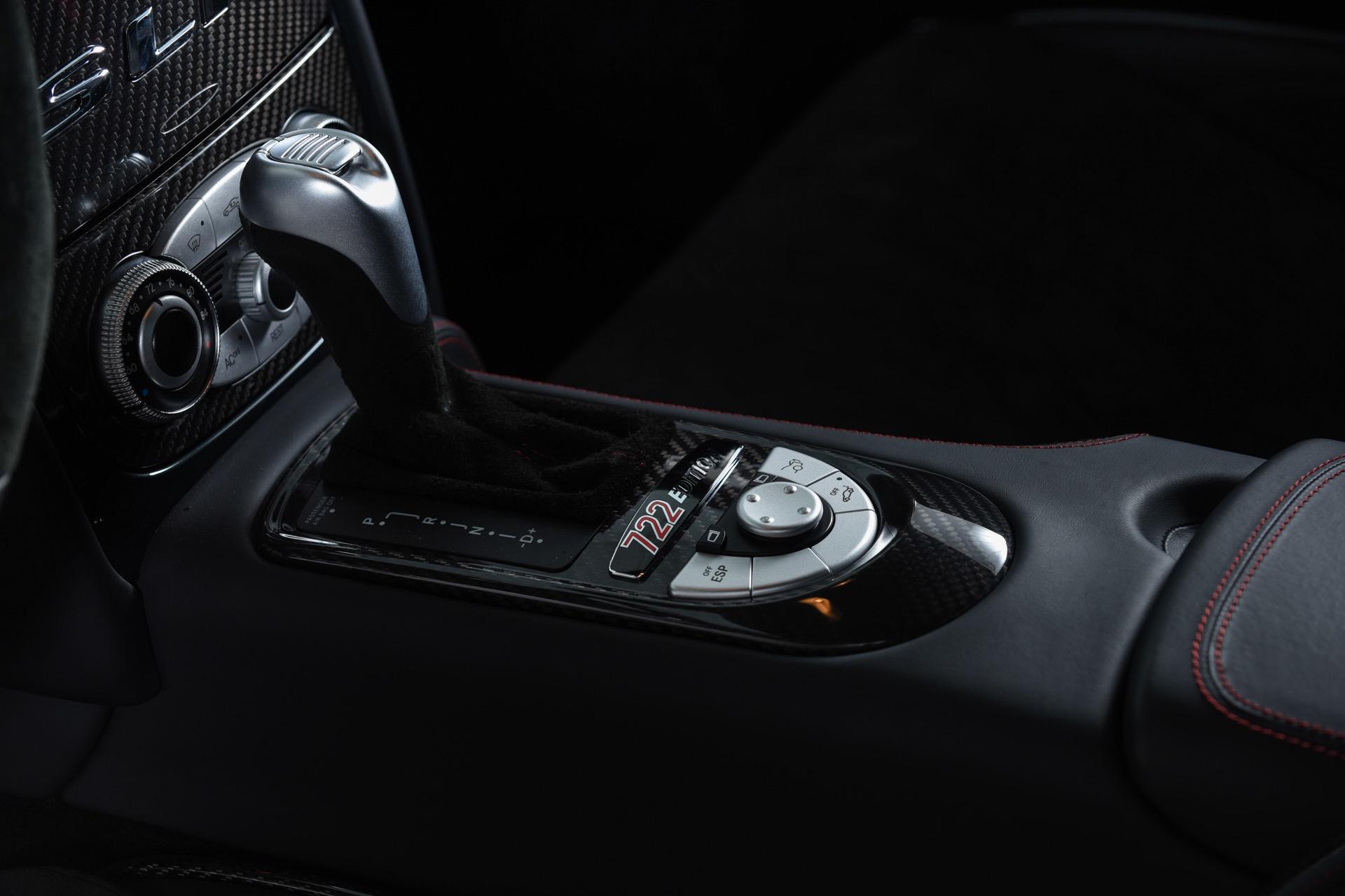 2007 Mercedes-Benz SLR McLaren 722