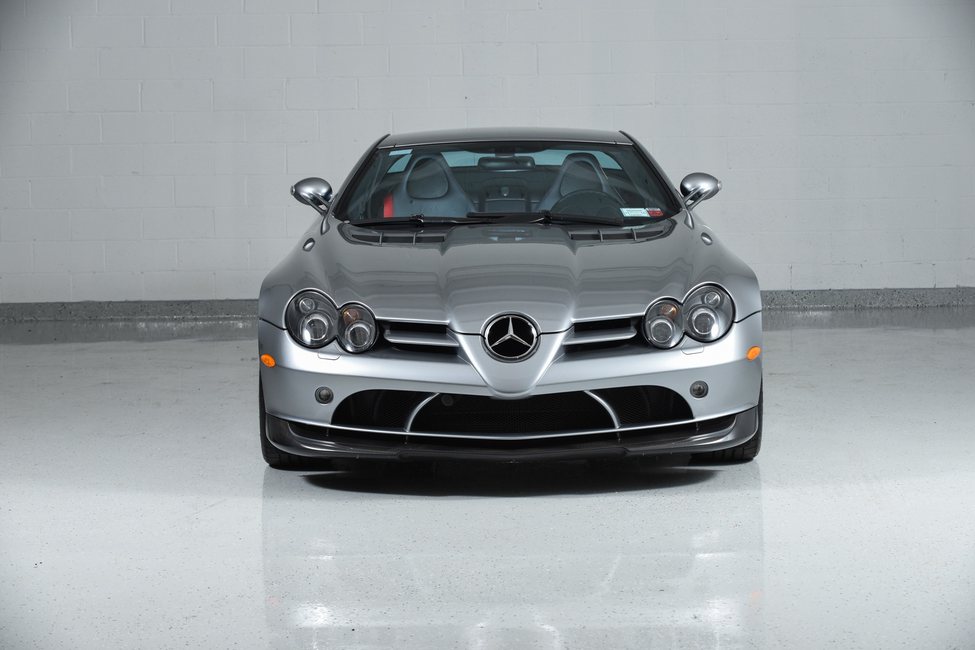 2007 mercedes benz slr mclaren 722 slr mclaren 722 edition for Mercedes benz address