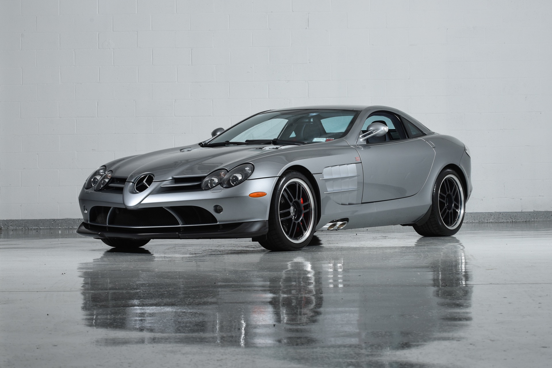 2007 mercedes benz slr mclaren 722 slr mclaren 722 edition motorcar classics exotic and. Black Bedroom Furniture Sets. Home Design Ideas