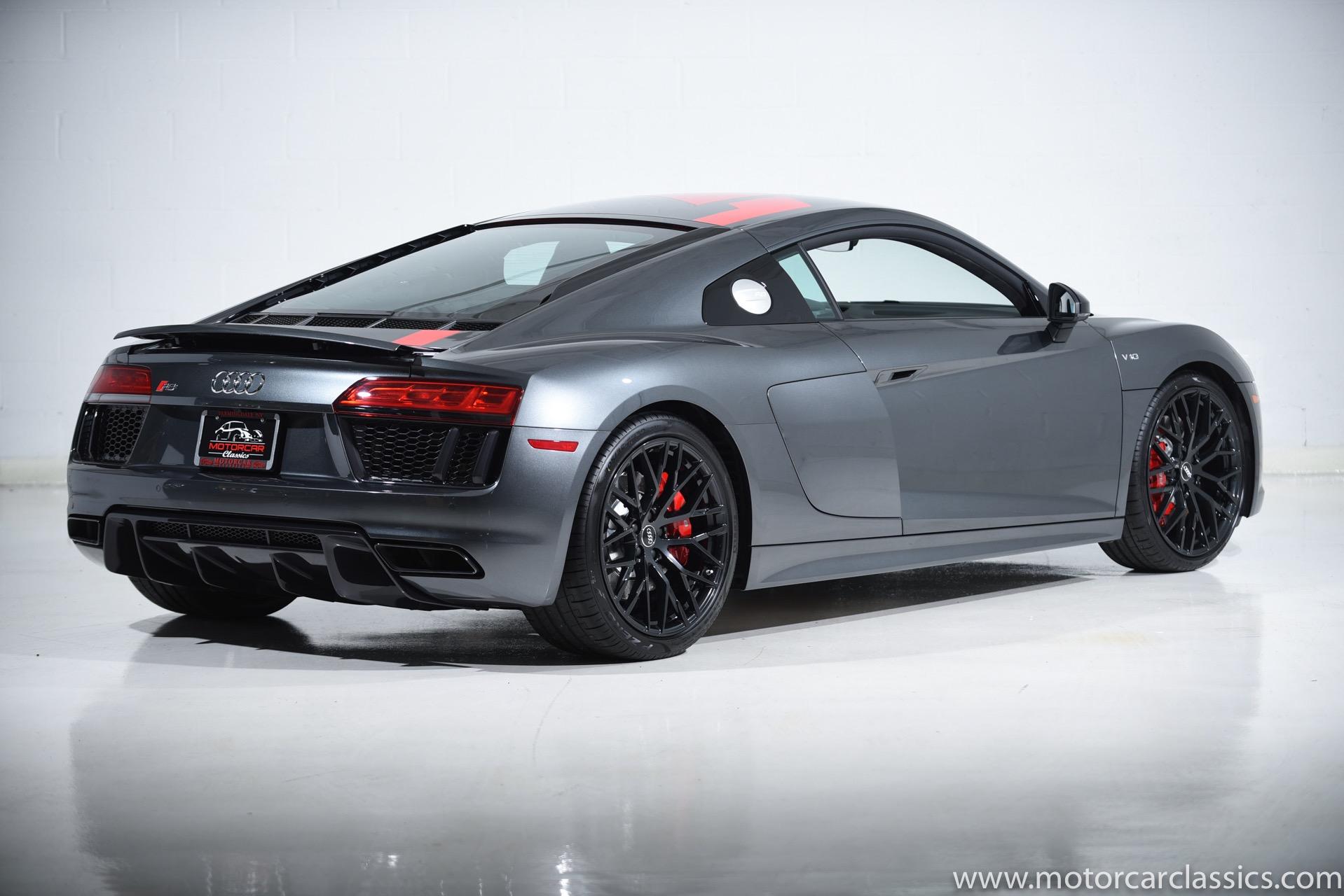 2018 Audi R8 5.2 V10 RWS