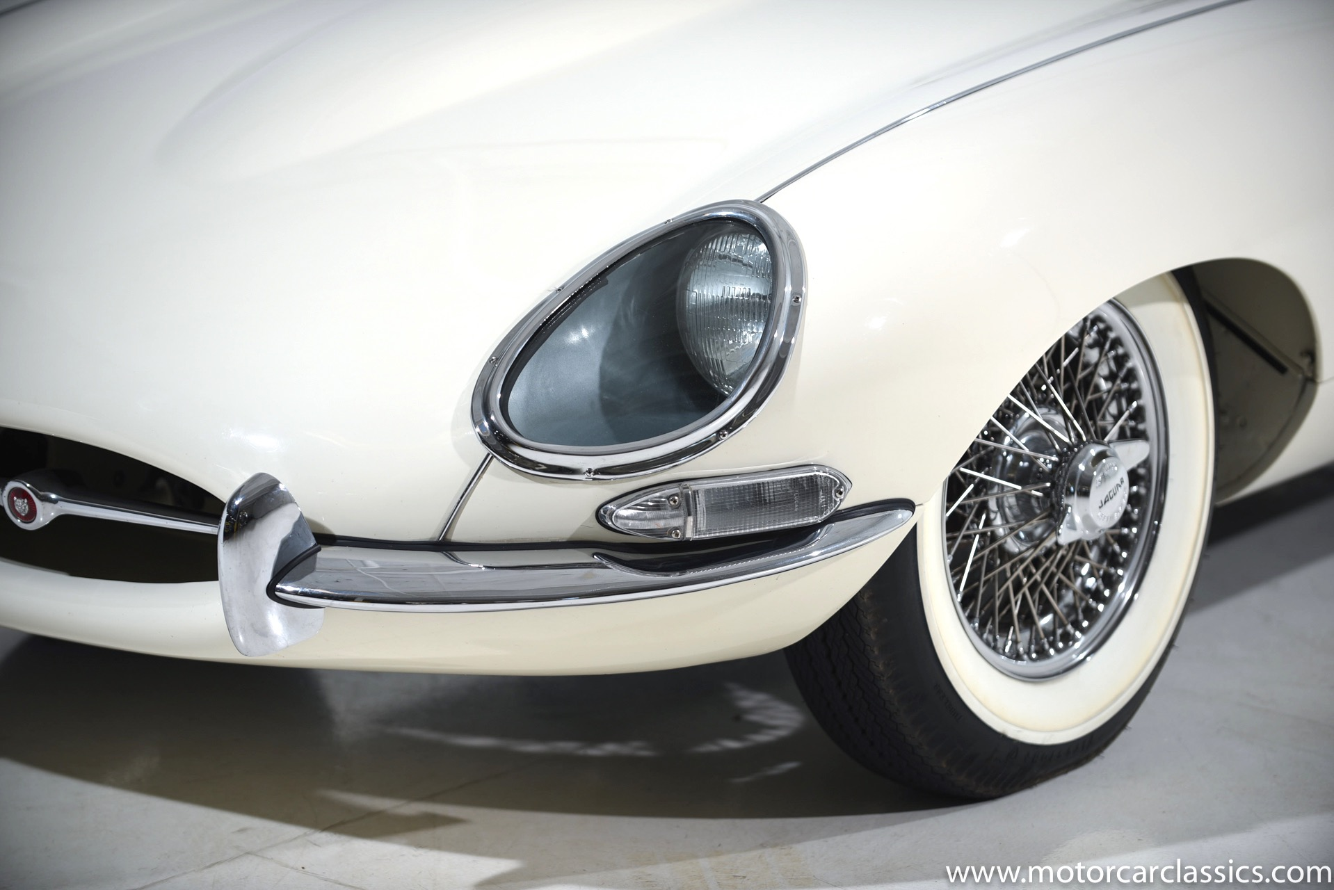 1965 Jaguar E-Type XKE
