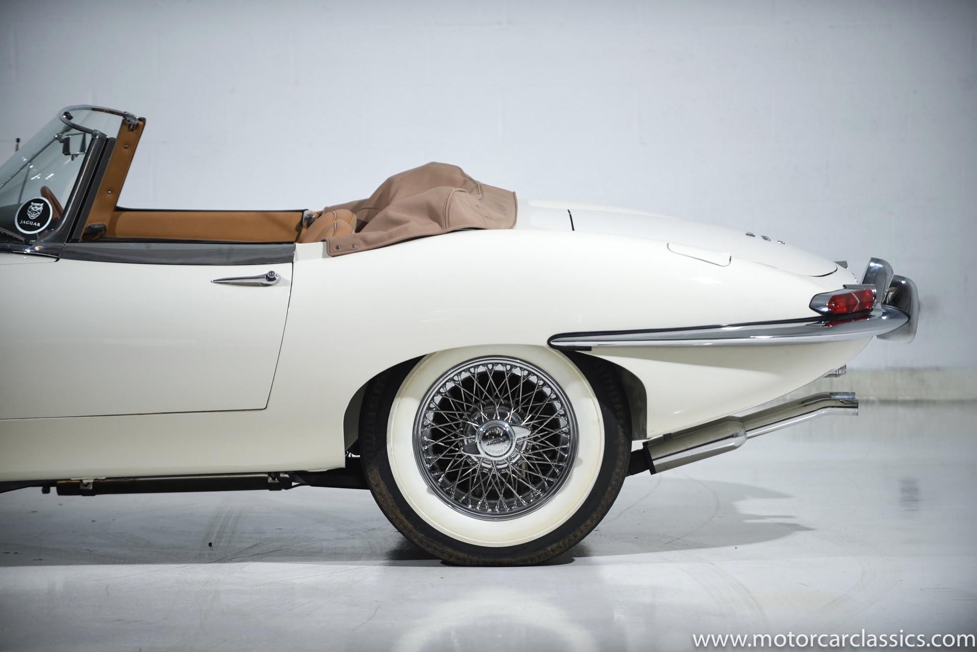1965 Jaguar E-Type XKE