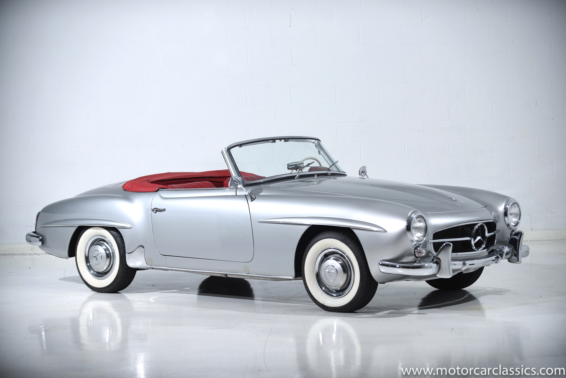 Used 1957 Mercedes-Benz SL-CLASS 190SL | Farmingdale, NY
