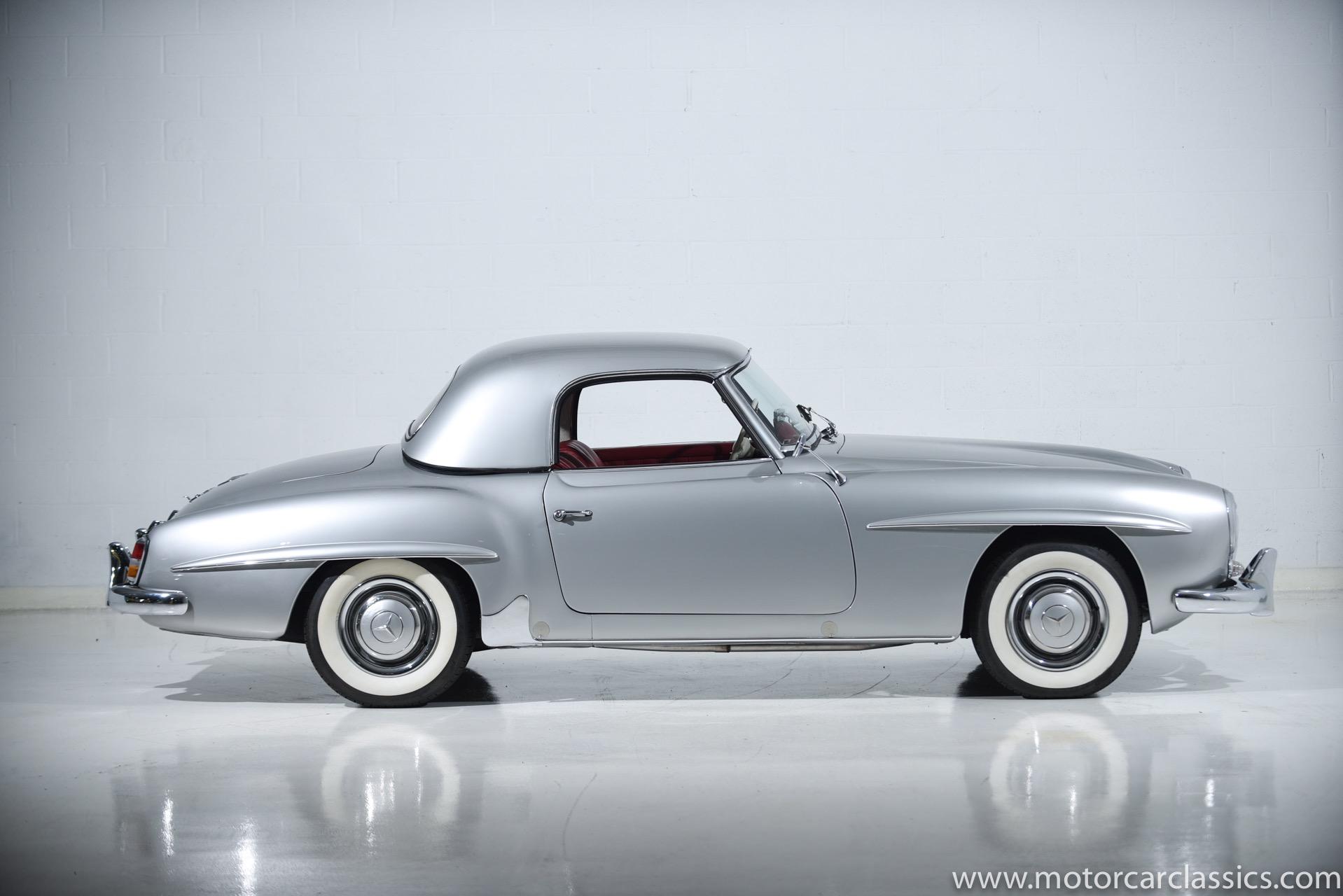 1957 Mercedes-Benz SL-CLASS 190SL