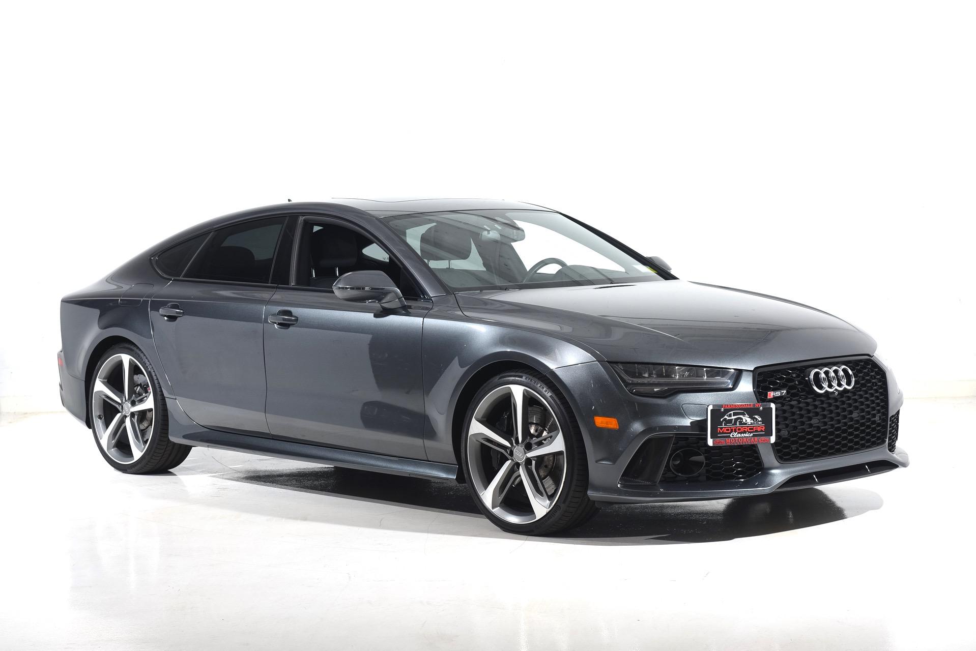 Used 2016 Audi RS 7 4.0T quattro Prestige | Farmingdale, NY