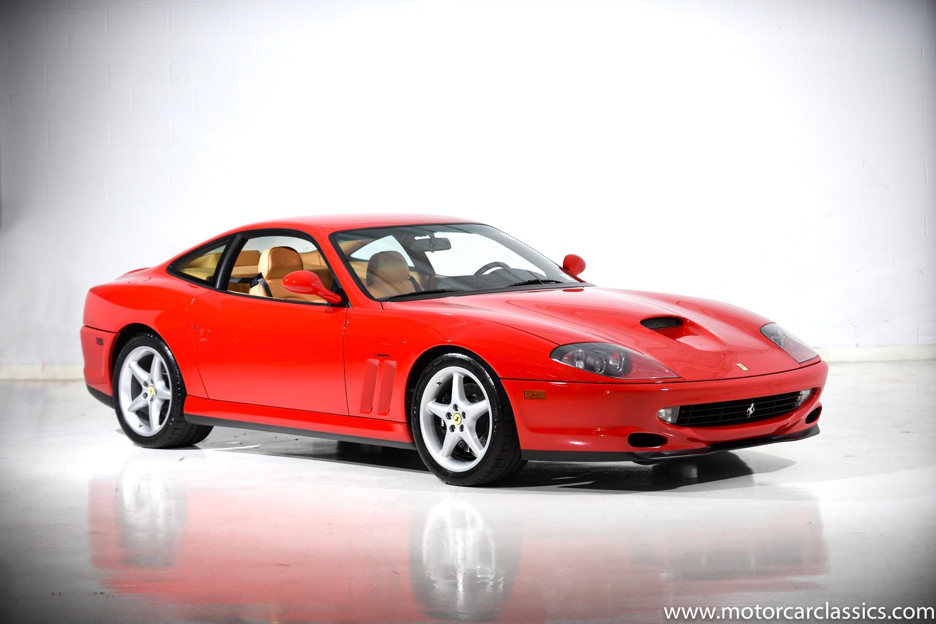 Used 1997 Ferrari 550 Maranello  | Farmingdale, NY