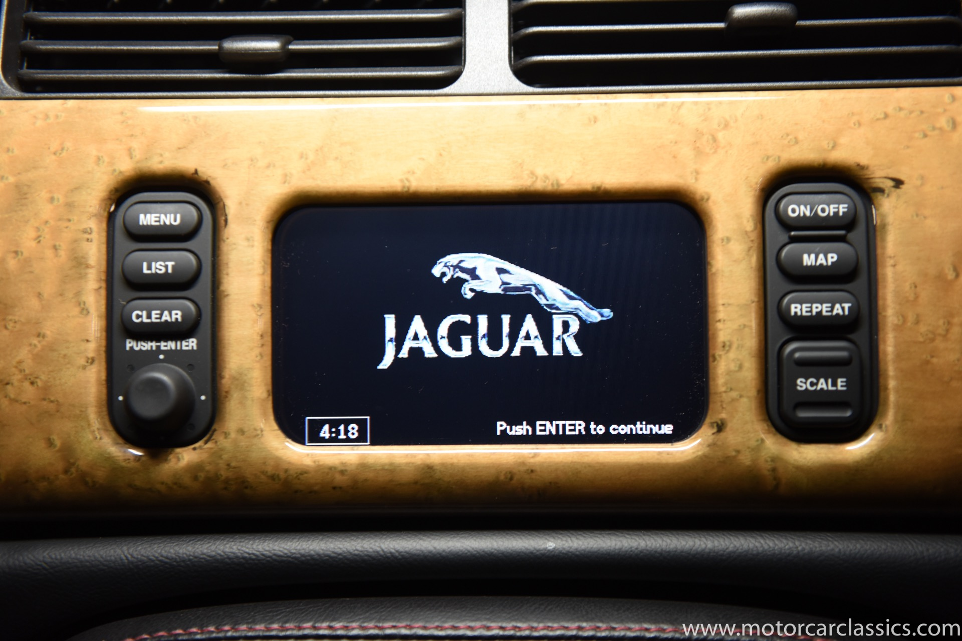 2001 Jaguar XKR Silverstone