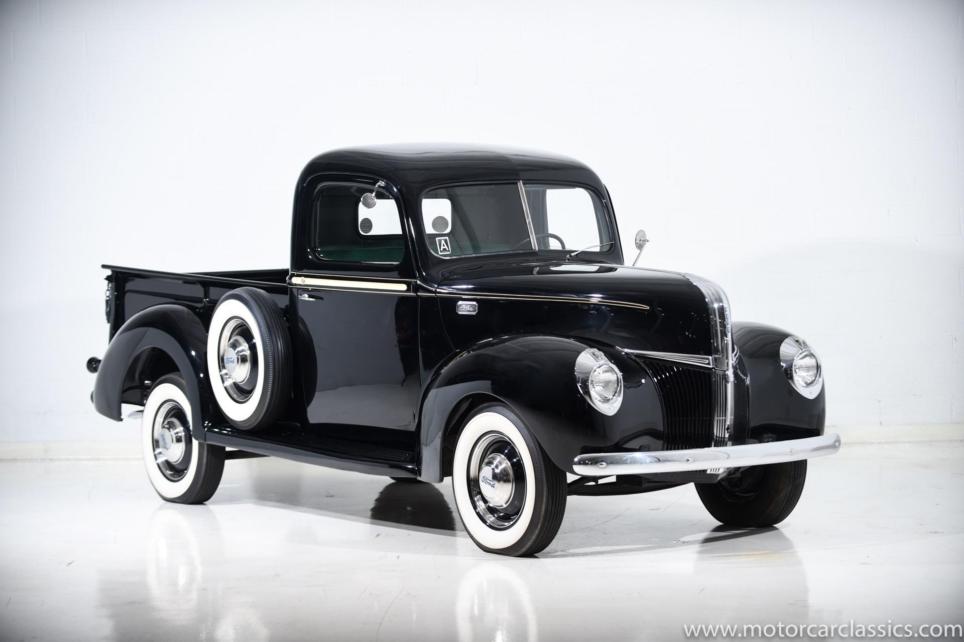 1941 Ford Pickup Motorcar Classics Exotic And Classic Car Truck Used Farmingdale Ny