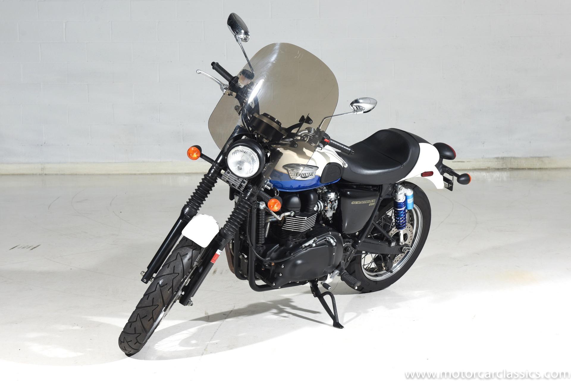 2007 Triumph Scrambler 900