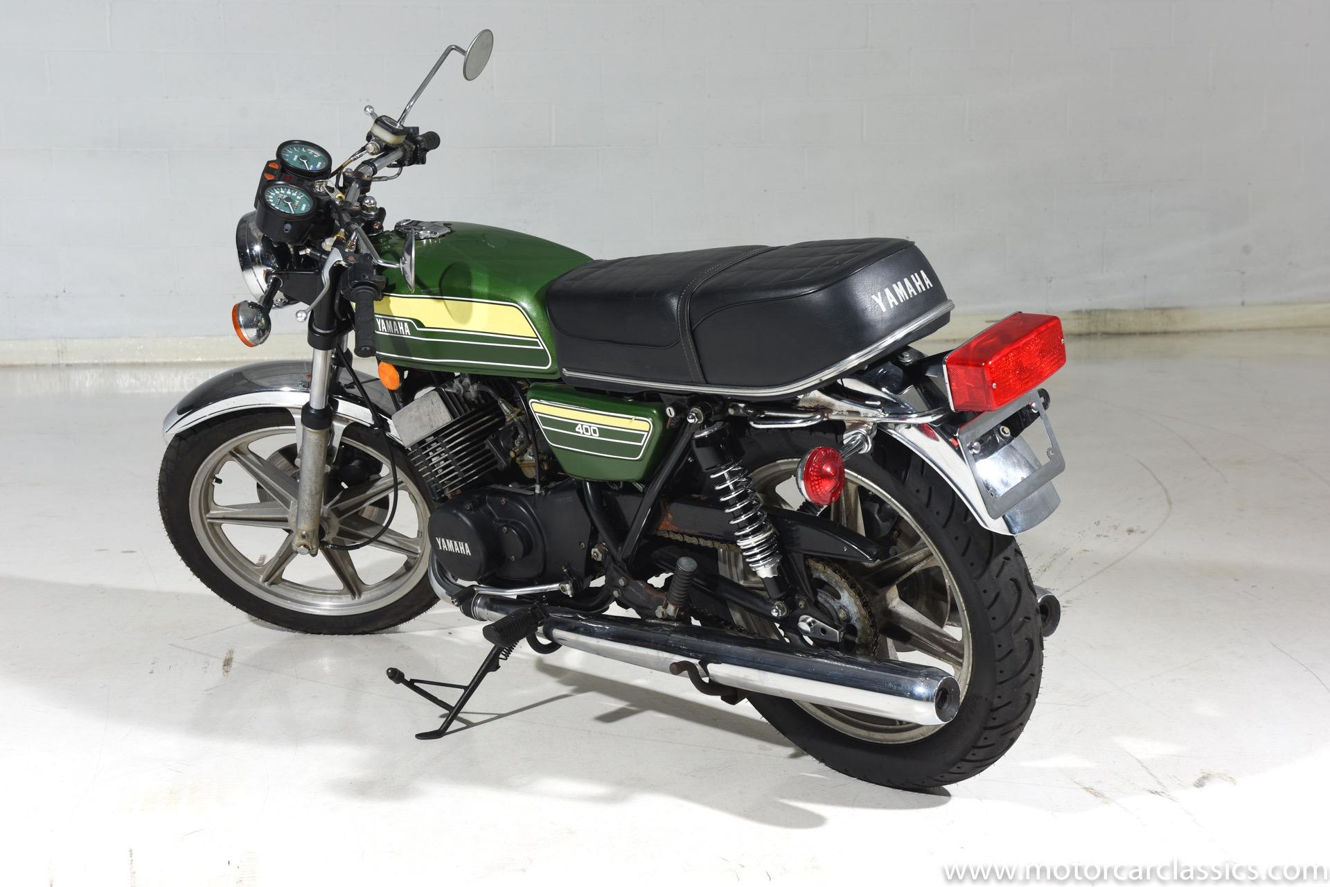 1976 Yamaha RD400