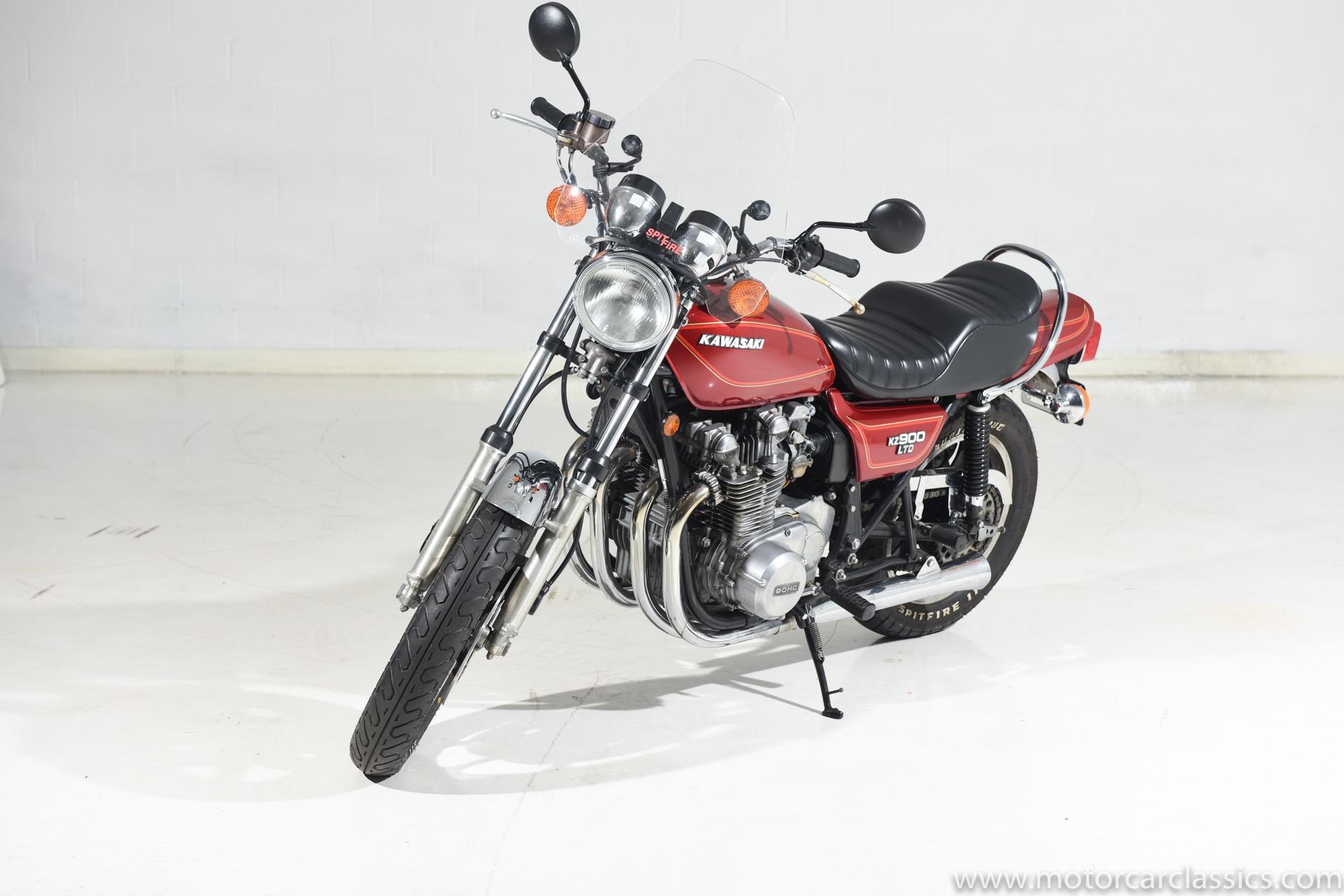 1976 Kawasaki KZ900 LTD