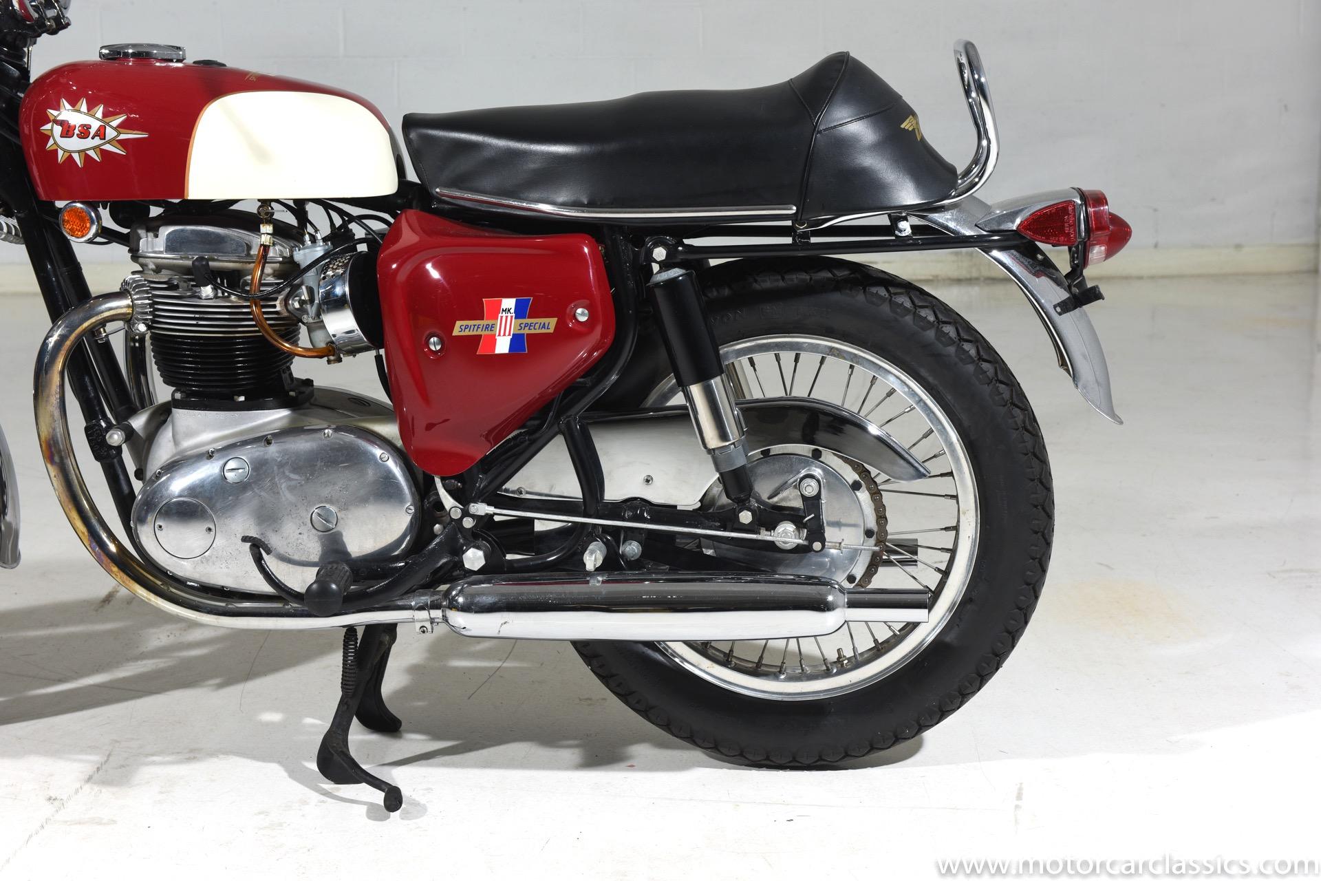 1968 BSA Spitfire Special MKIII