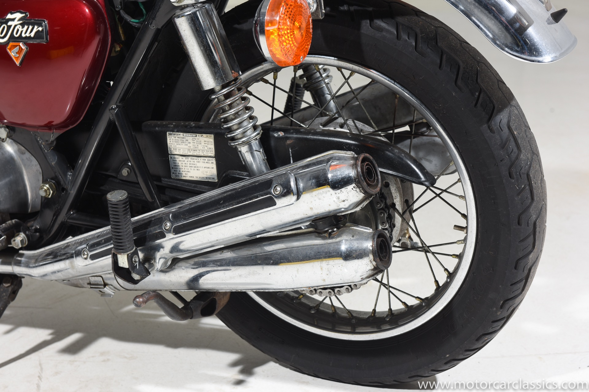 1975 Honda CB750 Four