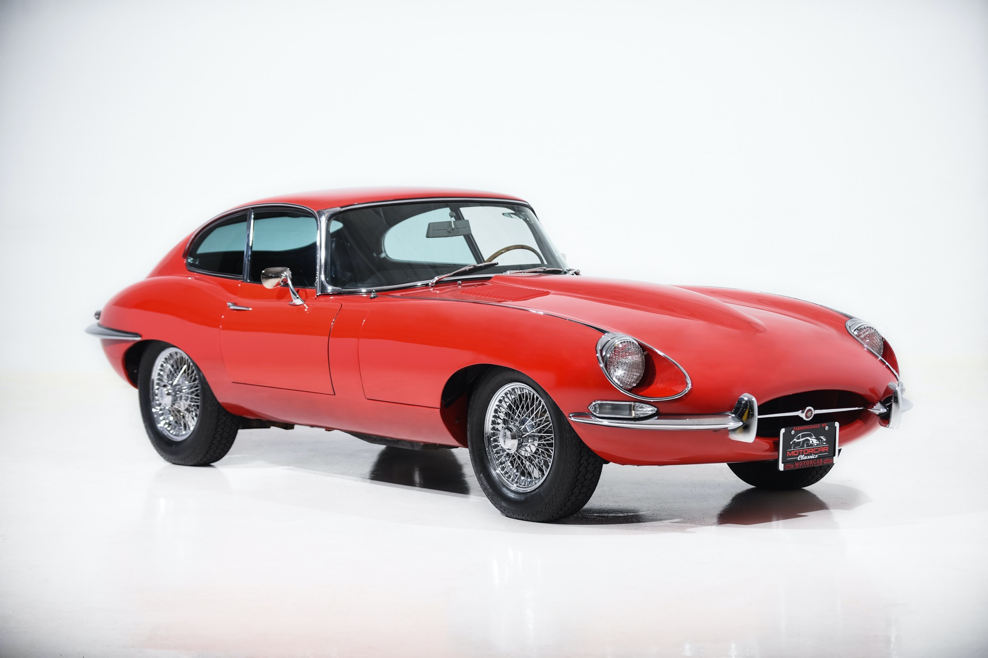 Used 1968 Jaguar E-Type XKE | Farmingdale, NY
