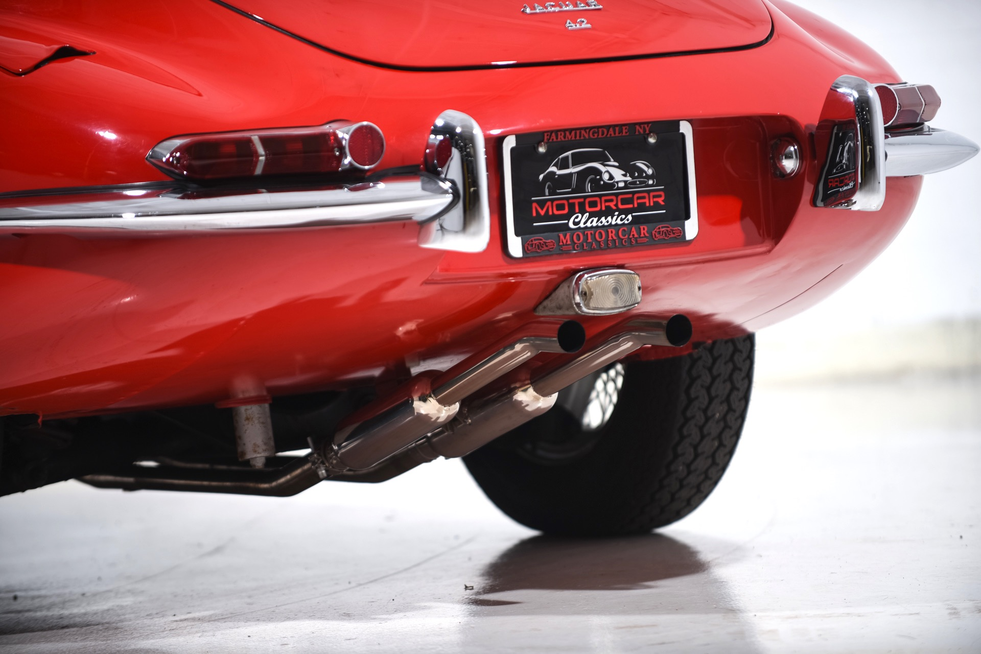 1968 Jaguar E-Type XKE