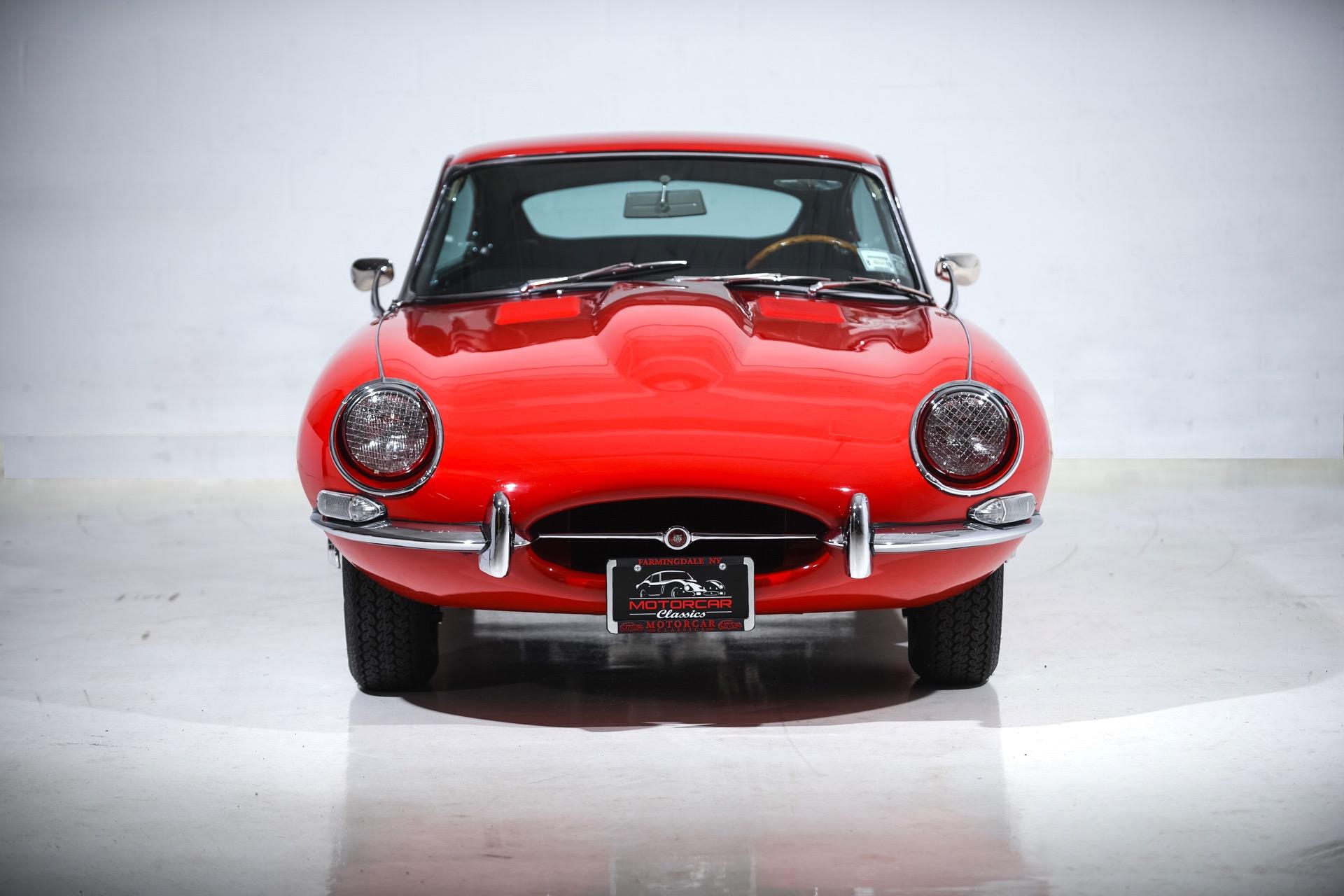 1968 Jaguar E-Type XKE