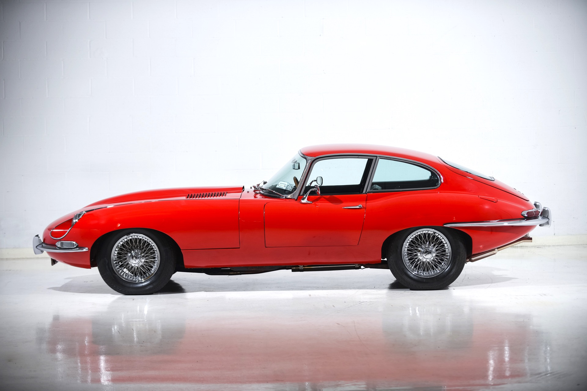 1968 Jaguar XK-Series XKE 2 Seat Coupe RWD