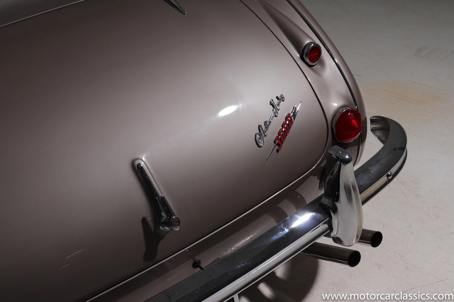1964 Austin-Healey 3000 MK III