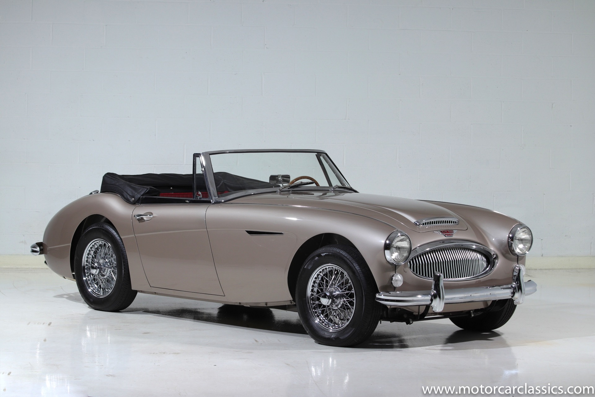 1964 Austin-Healey 3000 MKIII